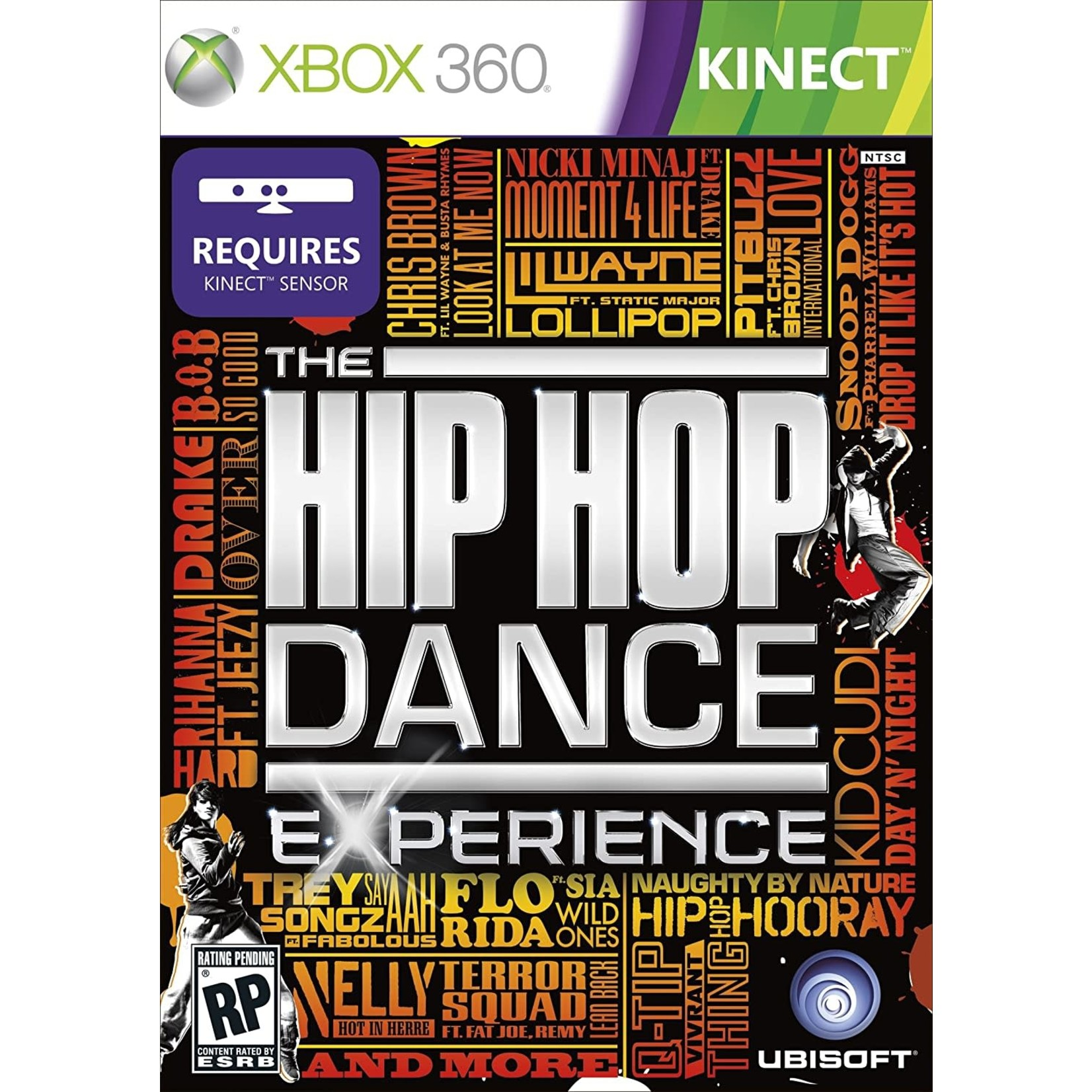 X3U-The Hip-Hop Dance Experience