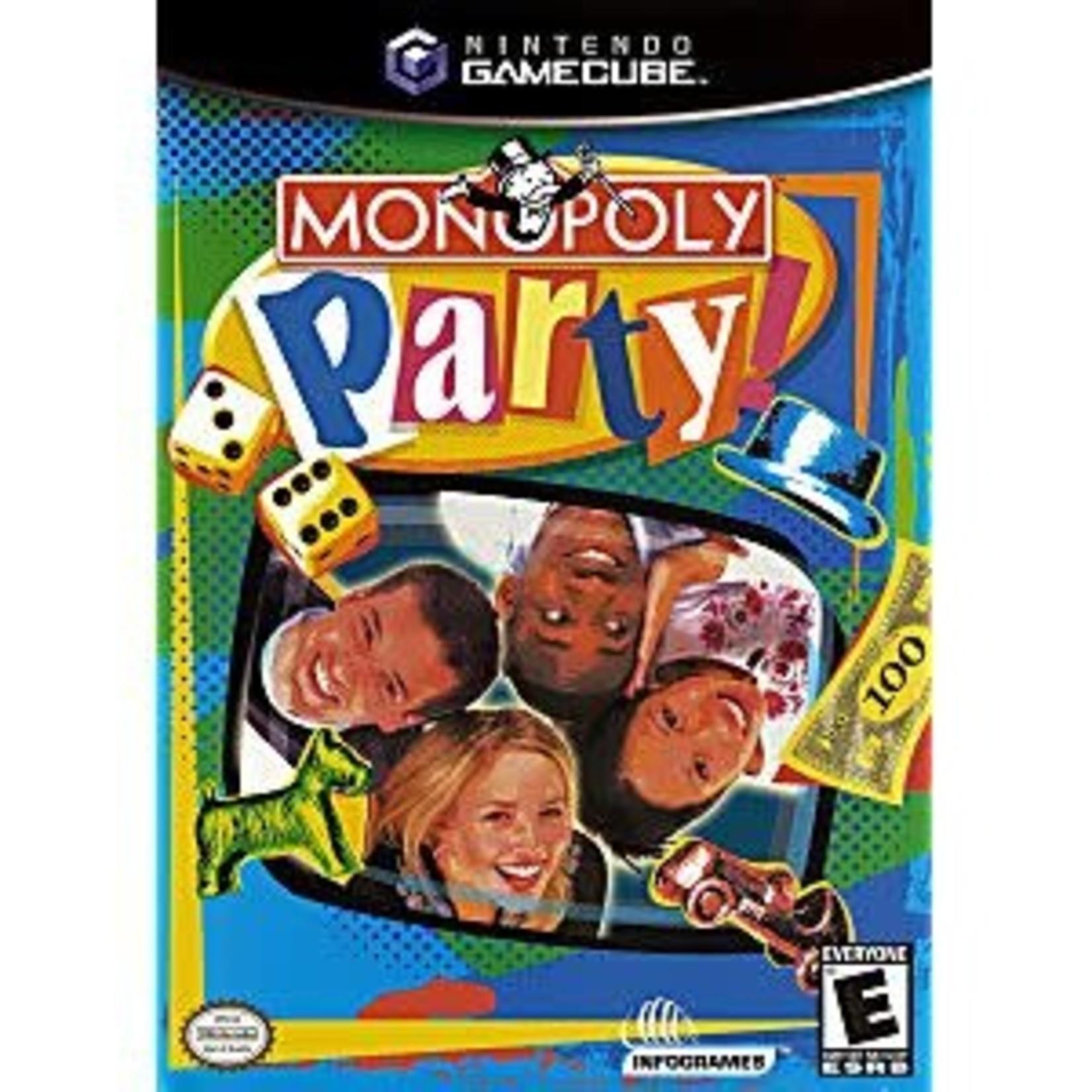 GCU-Monopoly Party
