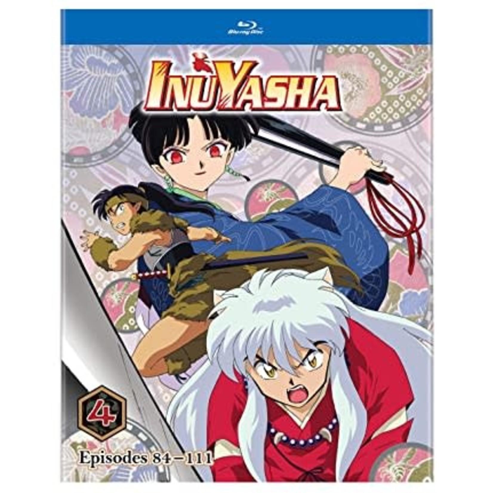 InuYasha Episodes 84-111 bluray