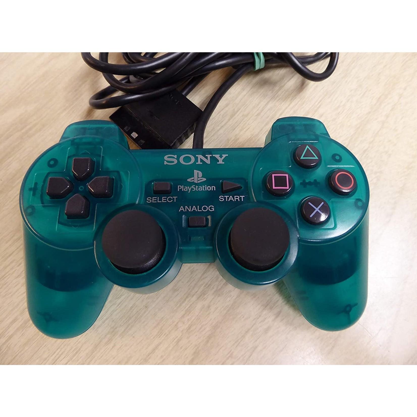 PS2 Green Controller