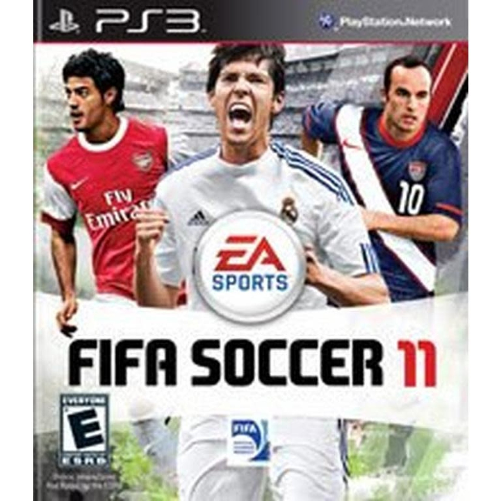 PS3U-FIFA Soccer 2011