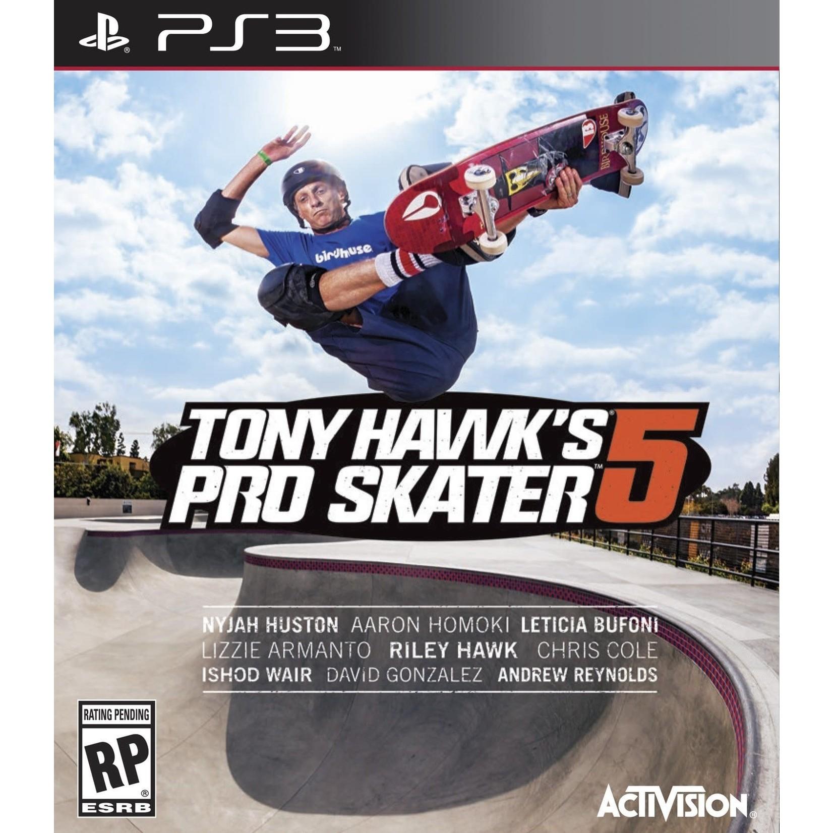 PS3U-Tony Hawk's Pro Skater 5