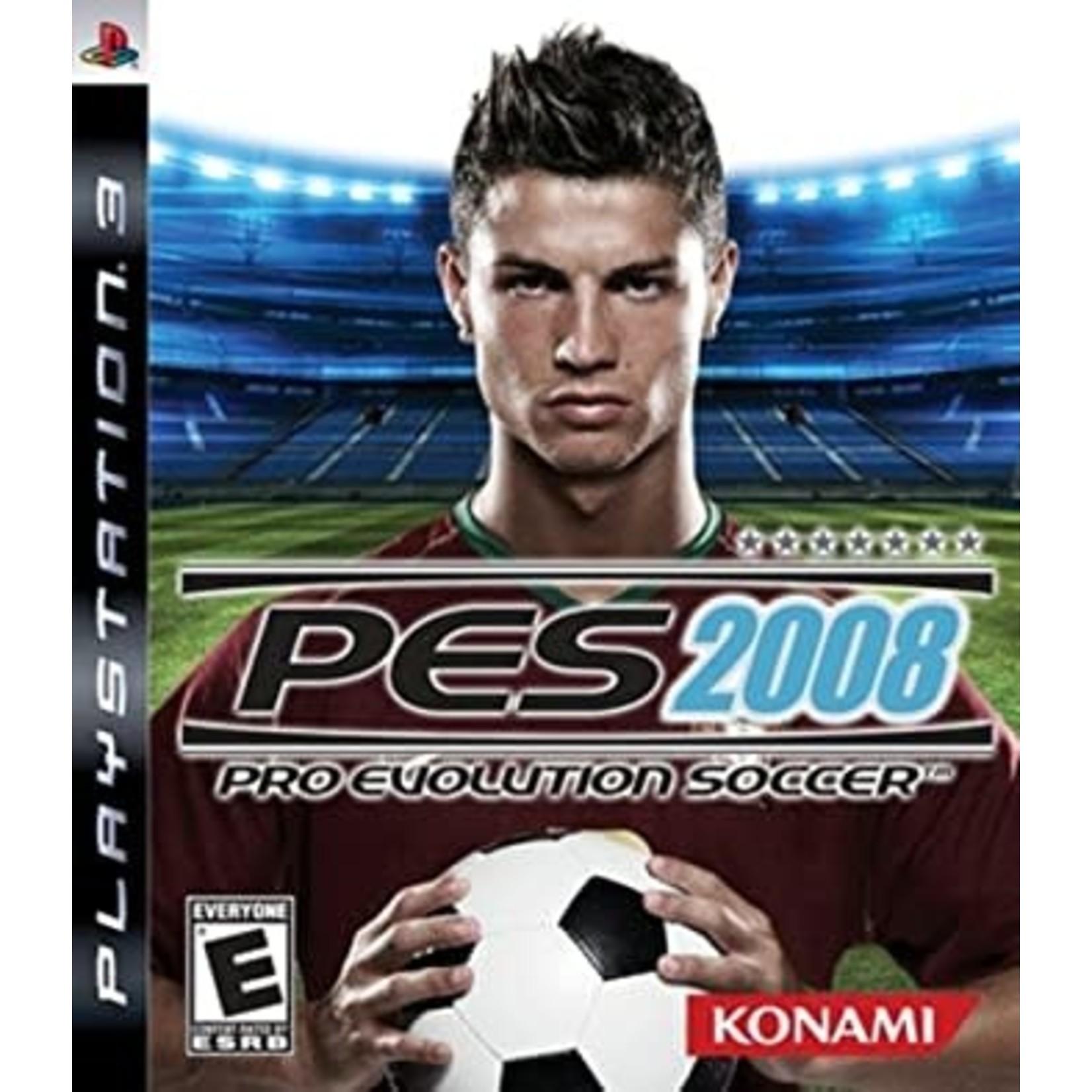 PS3U-Winning Eleven: Pro Soccer 2008