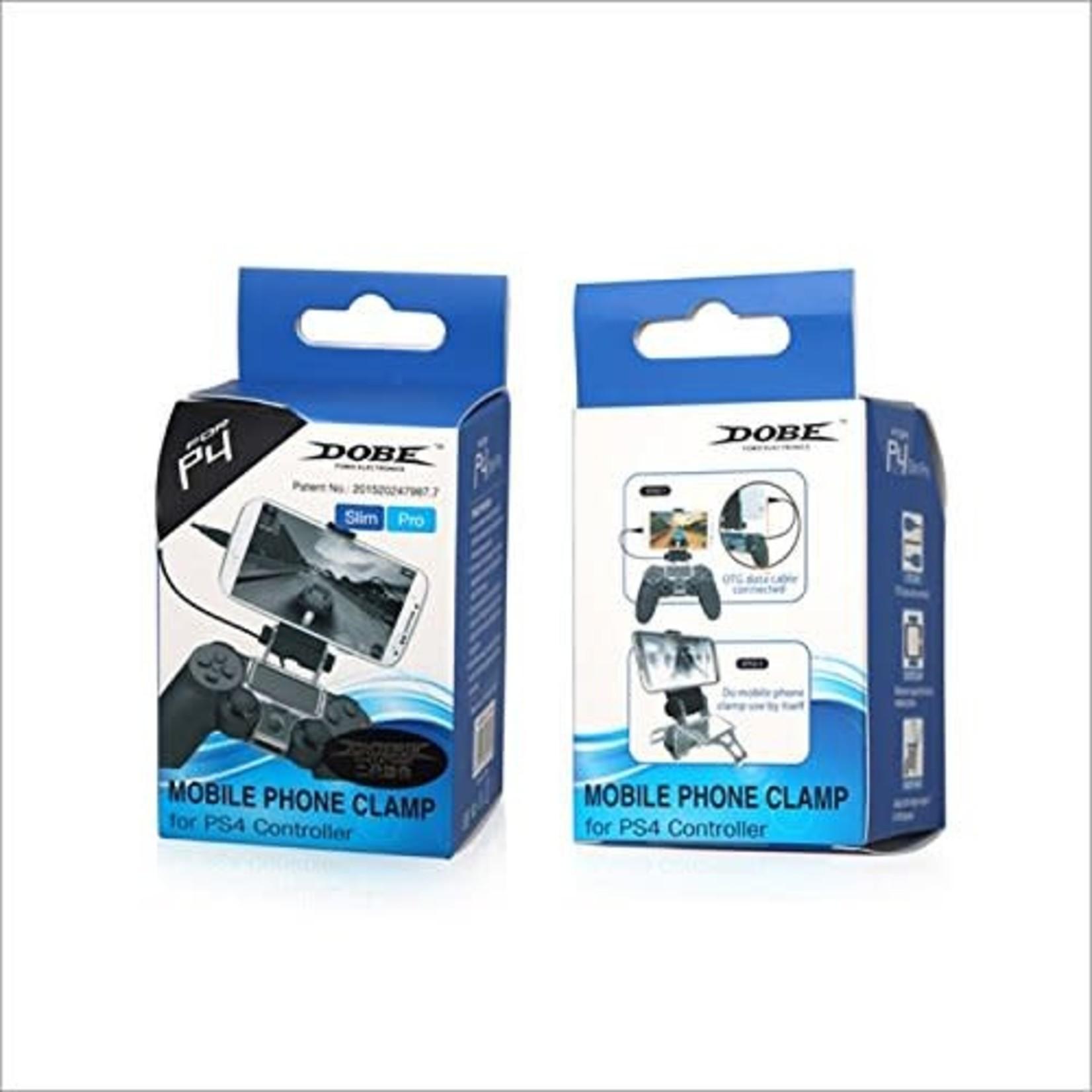 PS4-Dobe phone Clamp
