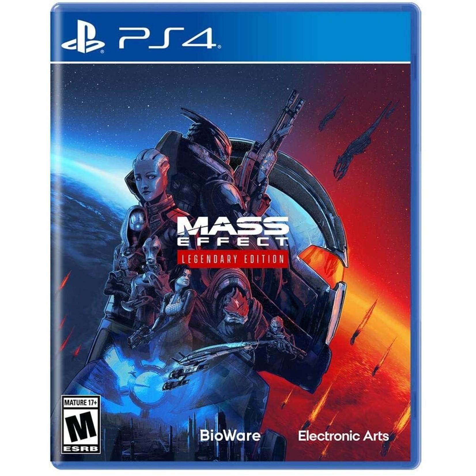 PS4-Mass Effect Legendary Edition