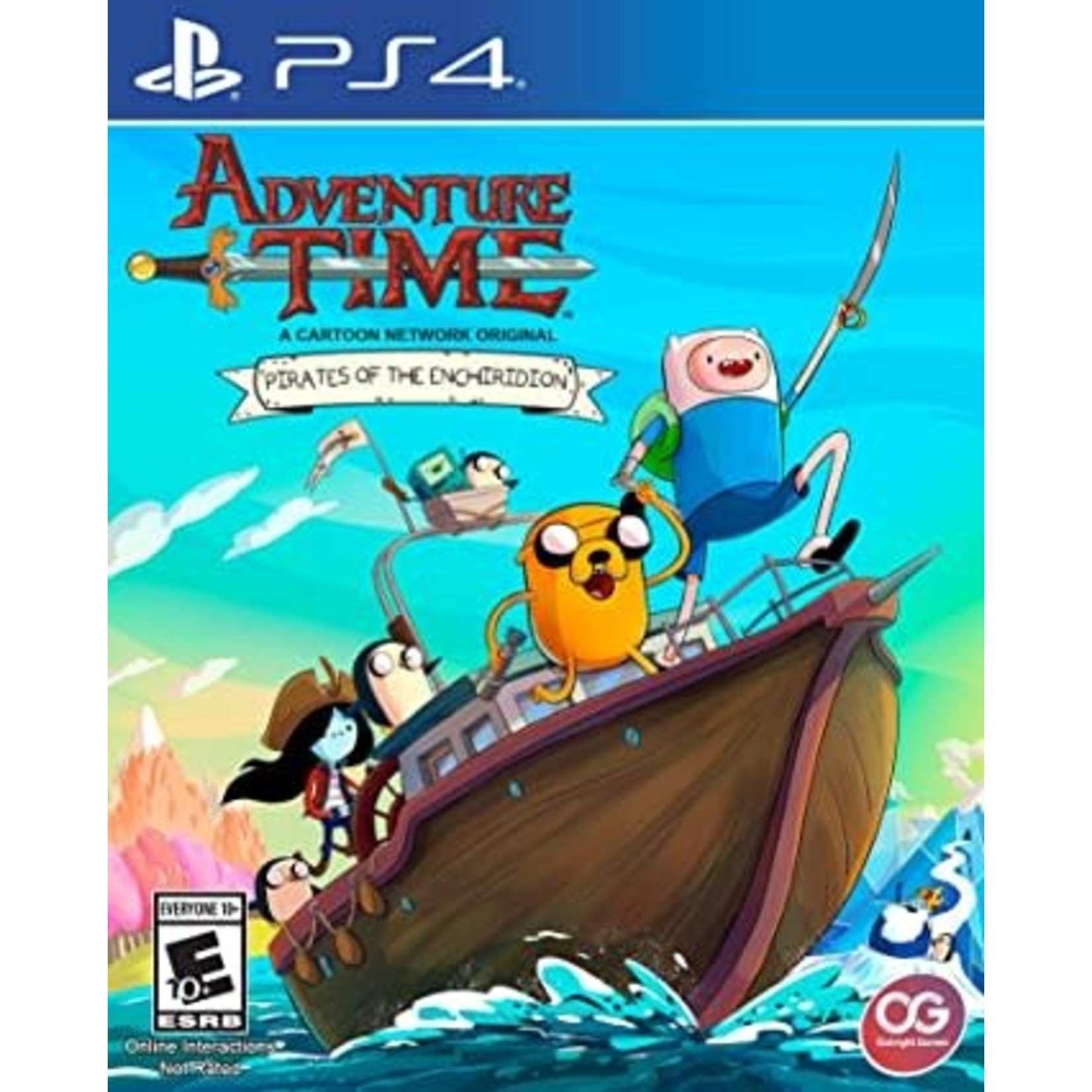 PS4U-Adventure Time: Pirates of the Enchiridion