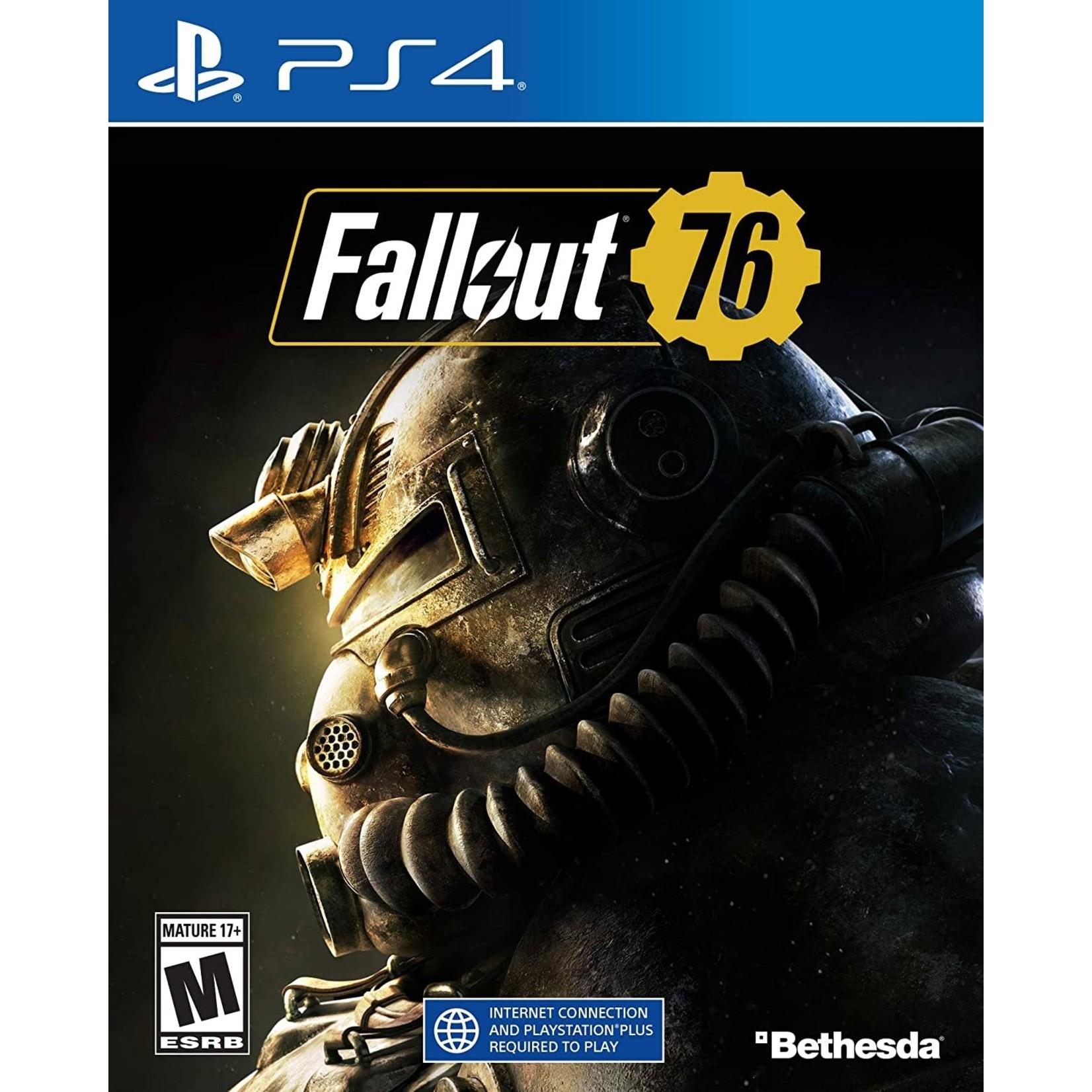 PS4U-Fallout 76
