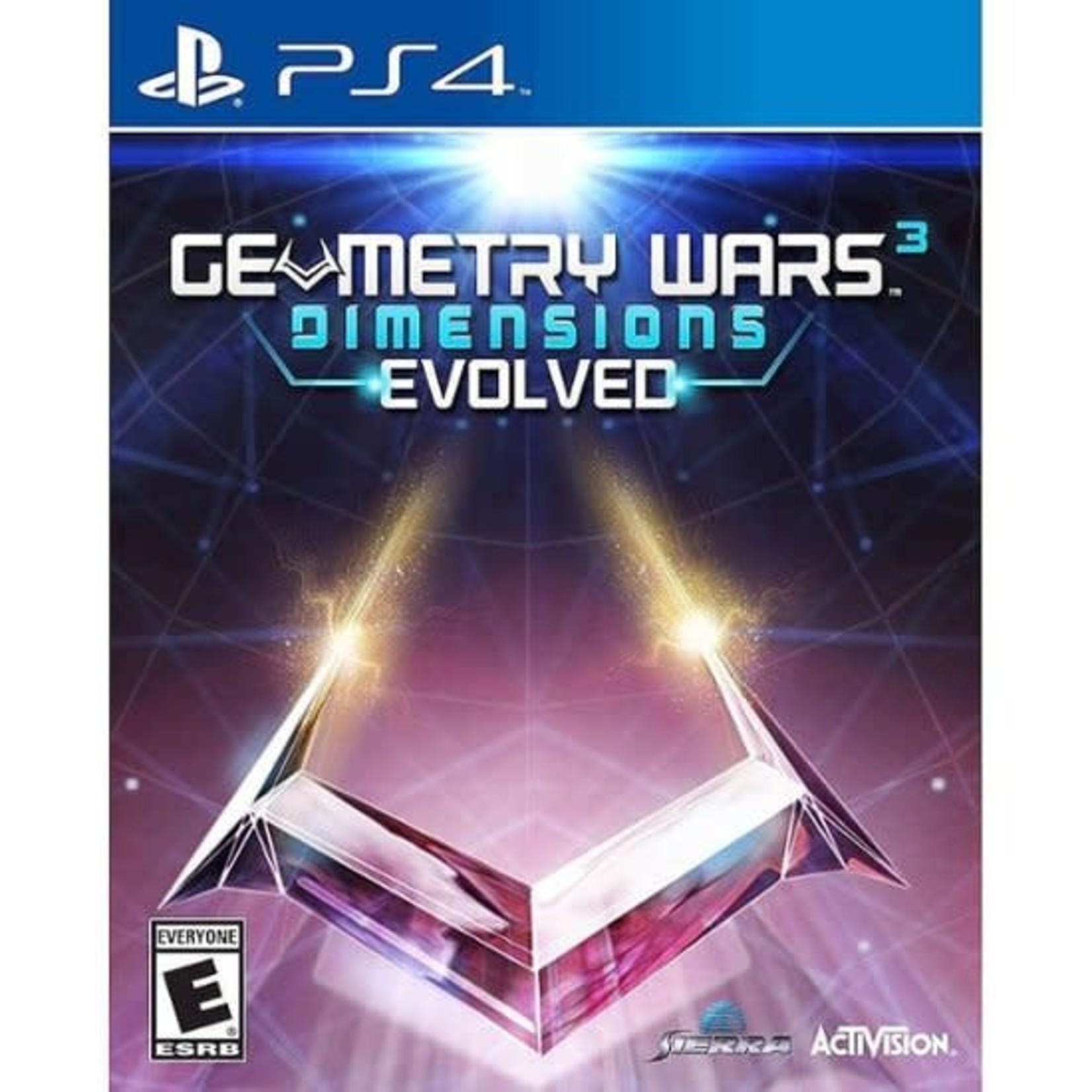 PS4U-Geometry Wars 3 Dimensions Evolved