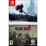 SWITCH-CHILD OF LIGHT ULTIMATE + VALIANT HEARTS: THE GREAT WAR
