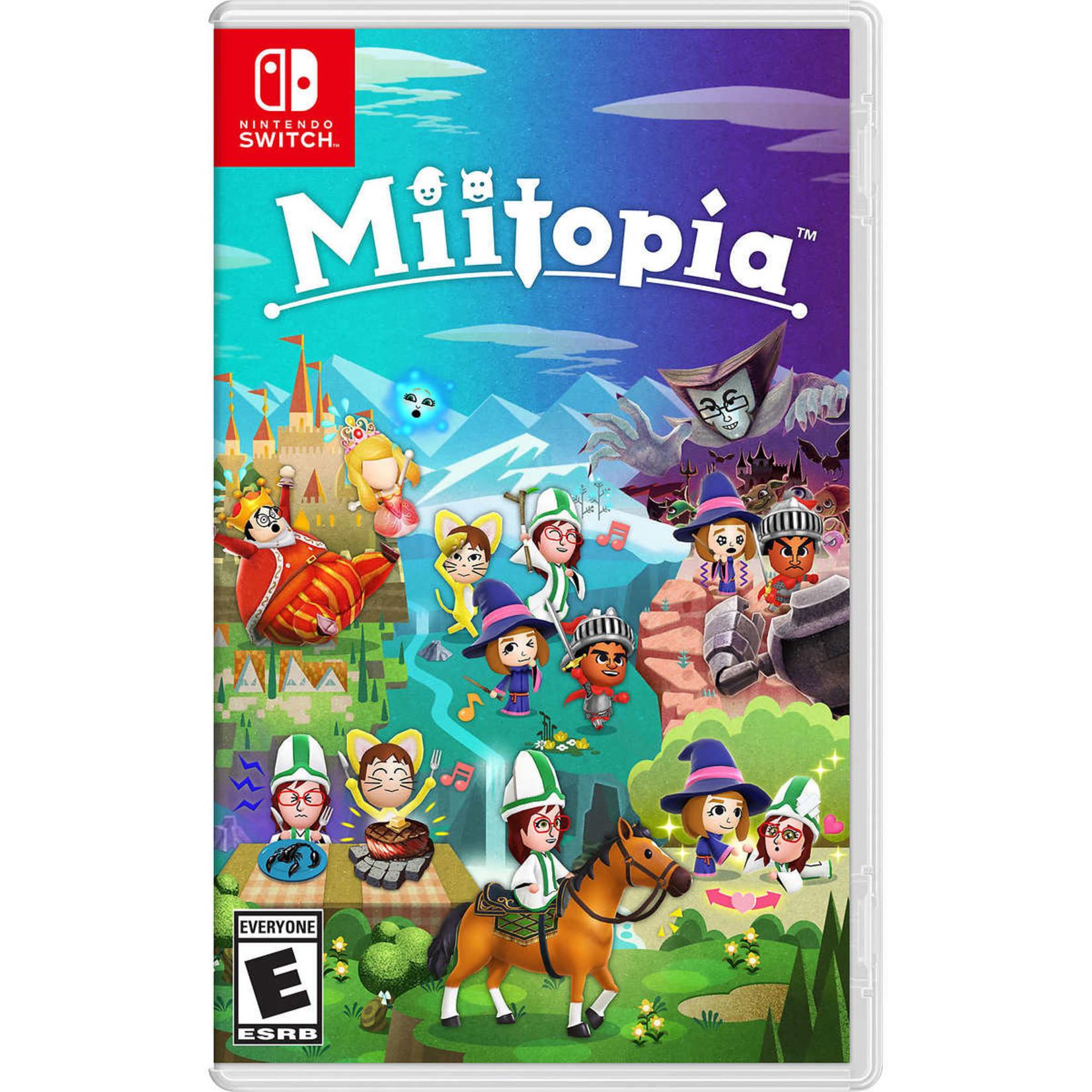 SWITCH-Miitopia