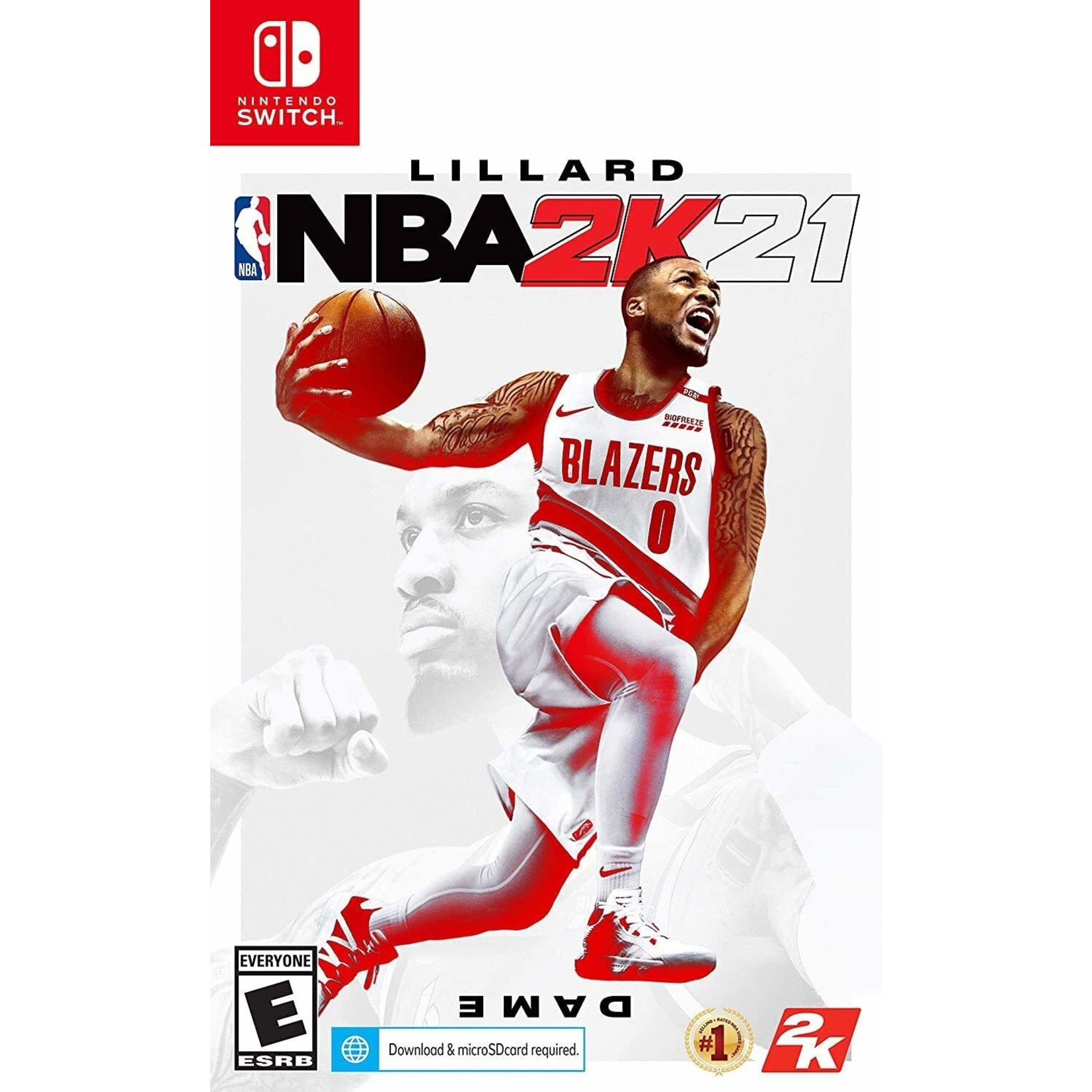 SWITCH-NBA 2K21