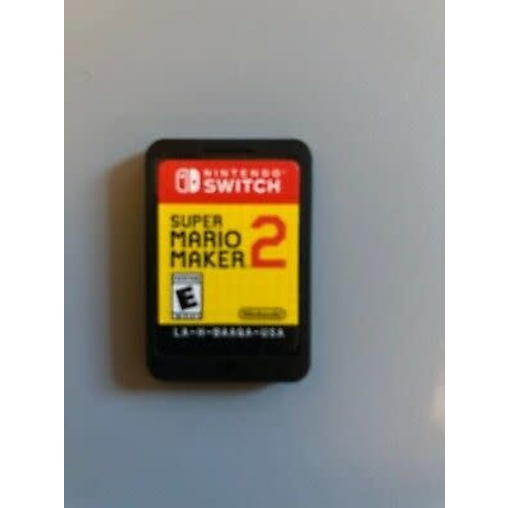 Switchu-Mario Maker 2 (chip only)