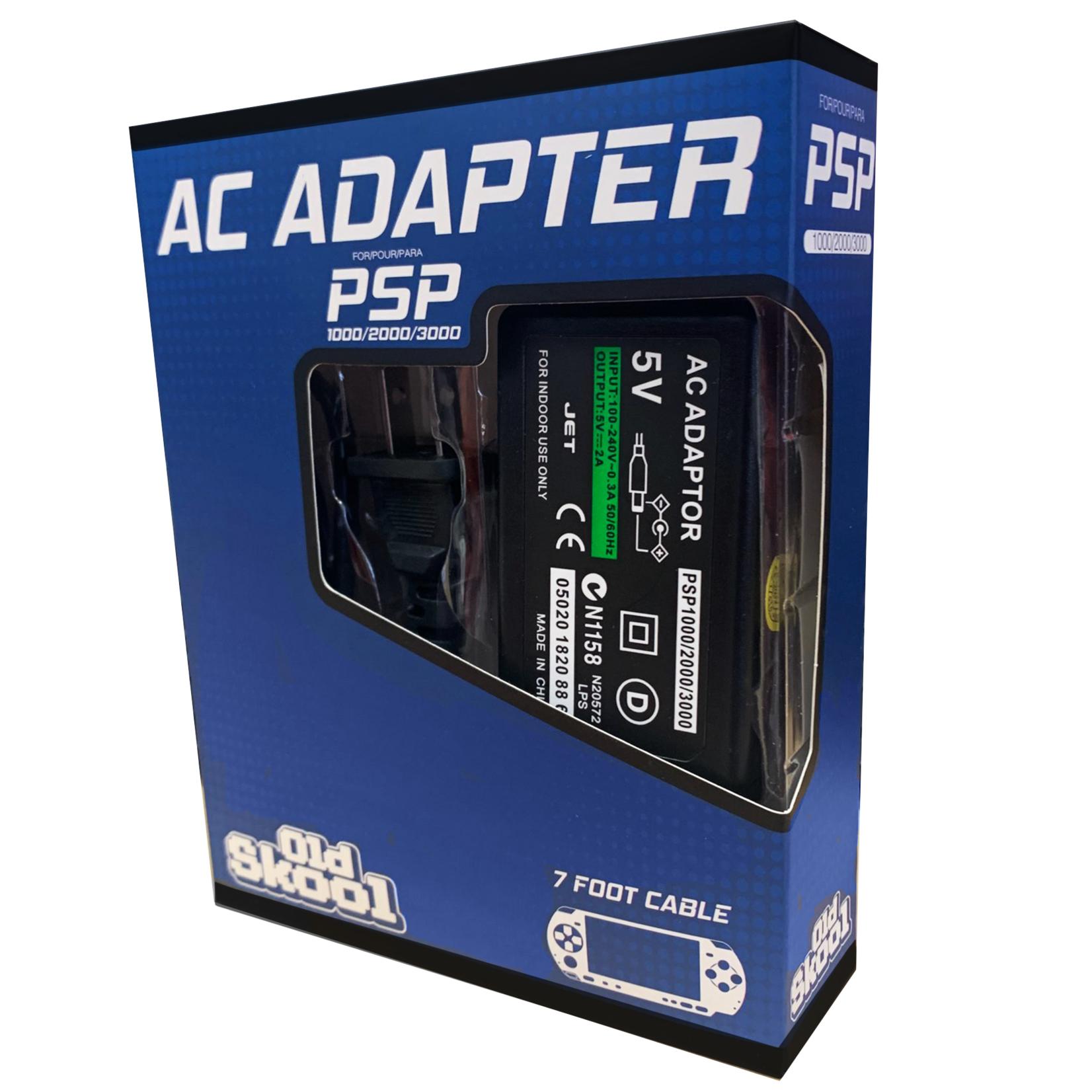 PSP Ac Adapter- Old Skool