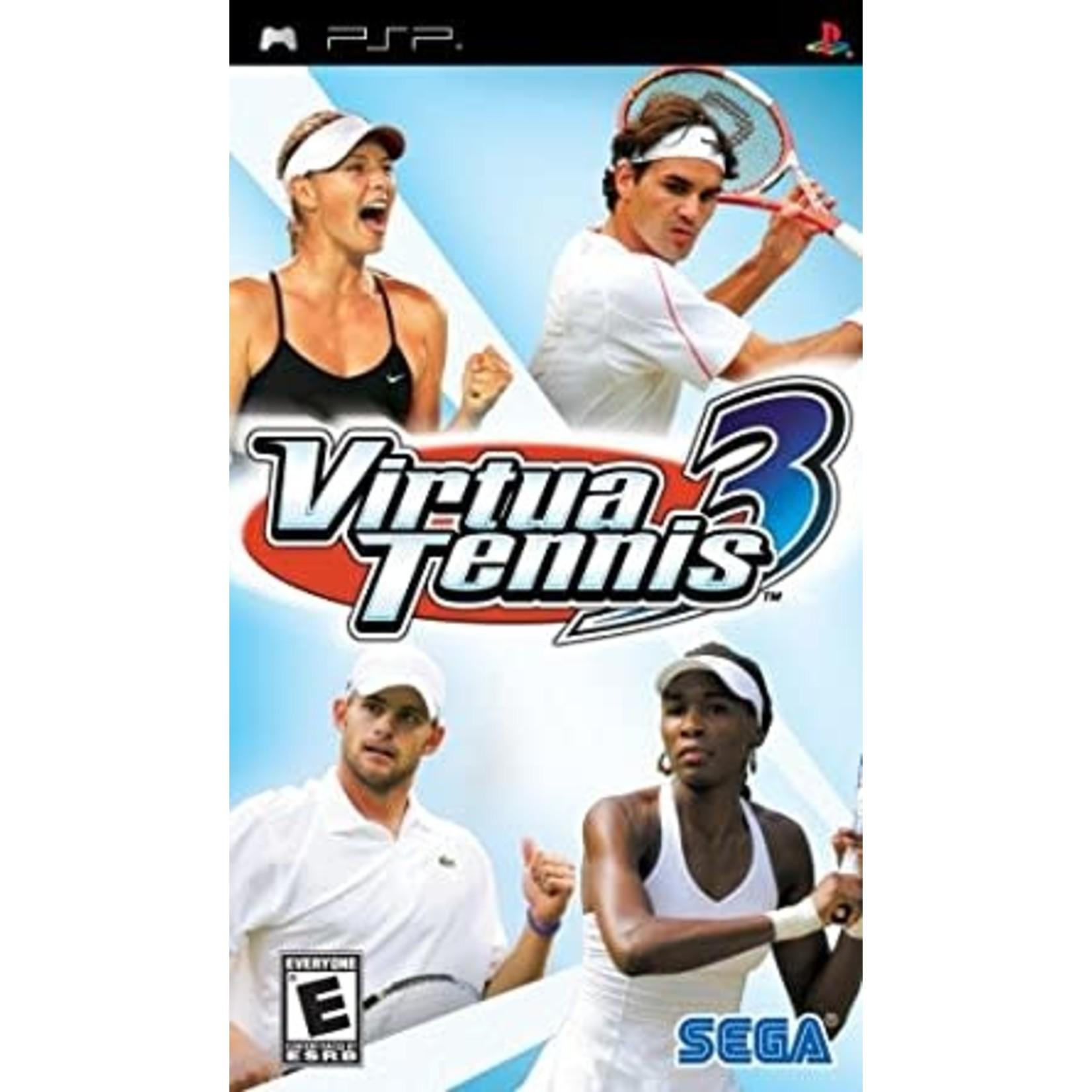 PSPU-Virtua Tennis