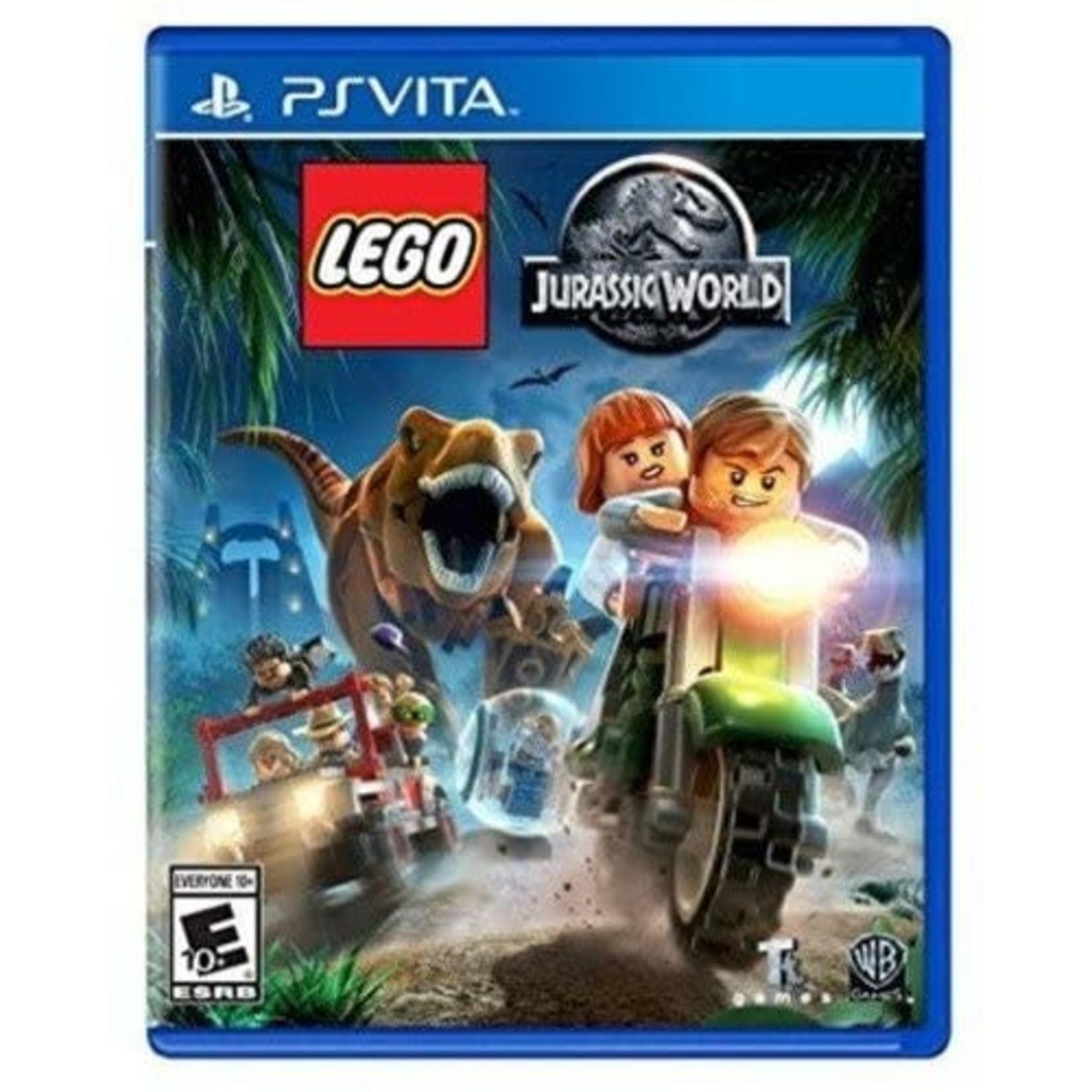 PSV-Lego Jurassic World