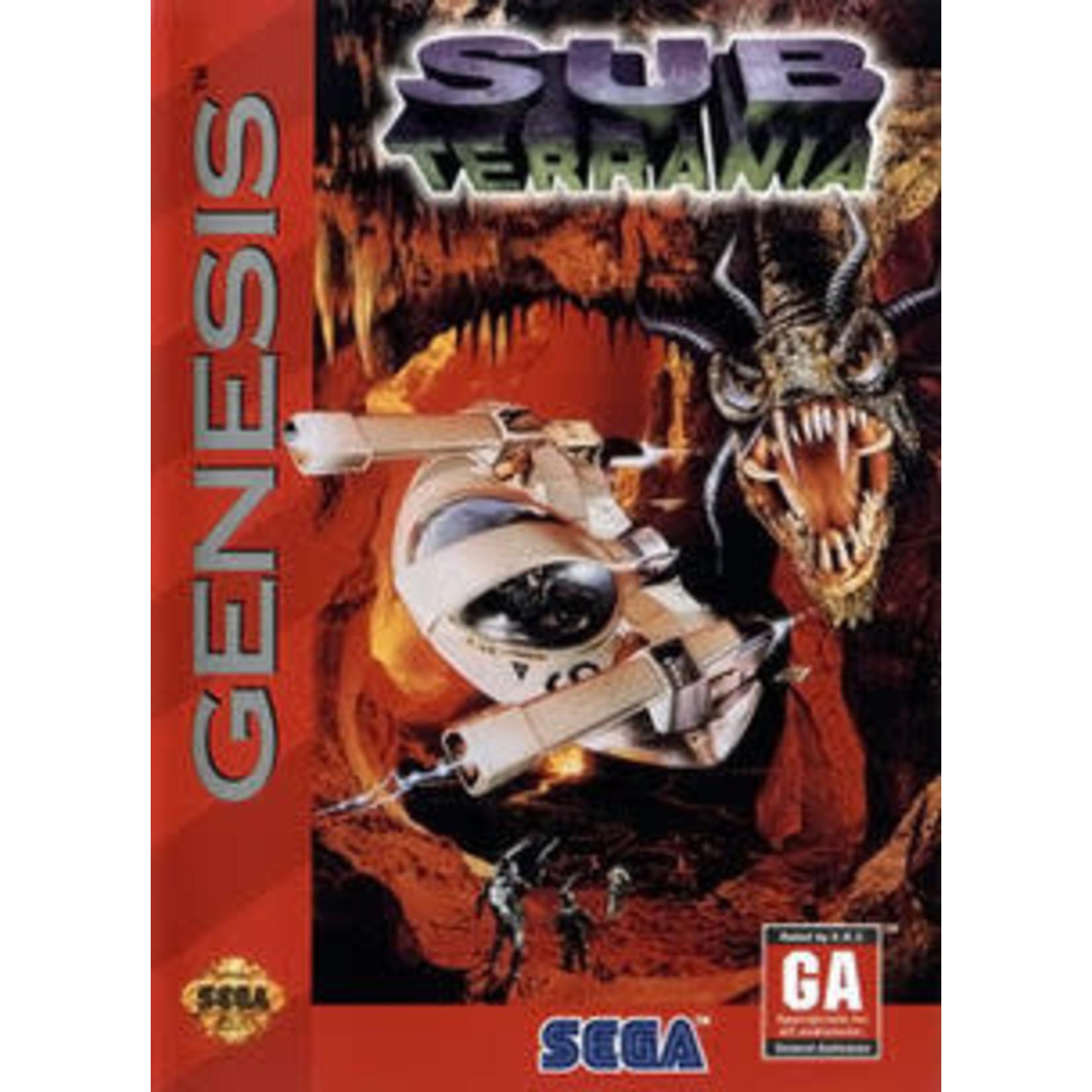 SGU-Sub Terrania (boxed)