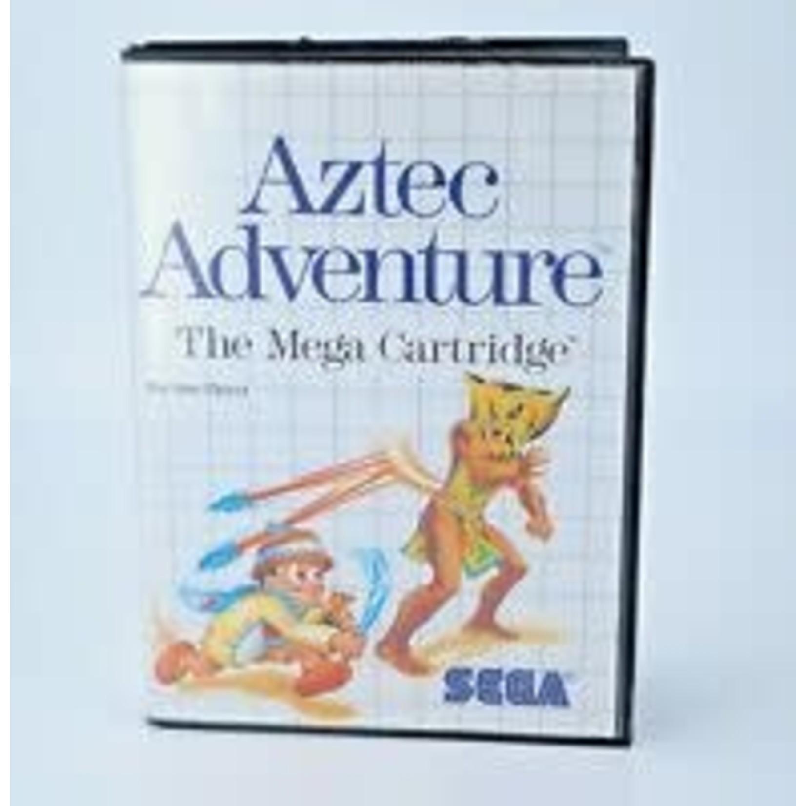 SMU-Aztec Adventure (boxed)