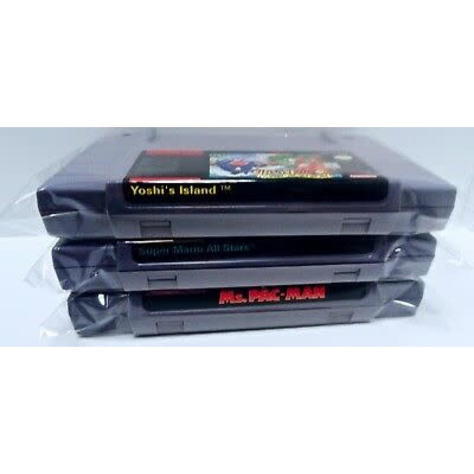 SNES Cartridge Bags (100-Pack)