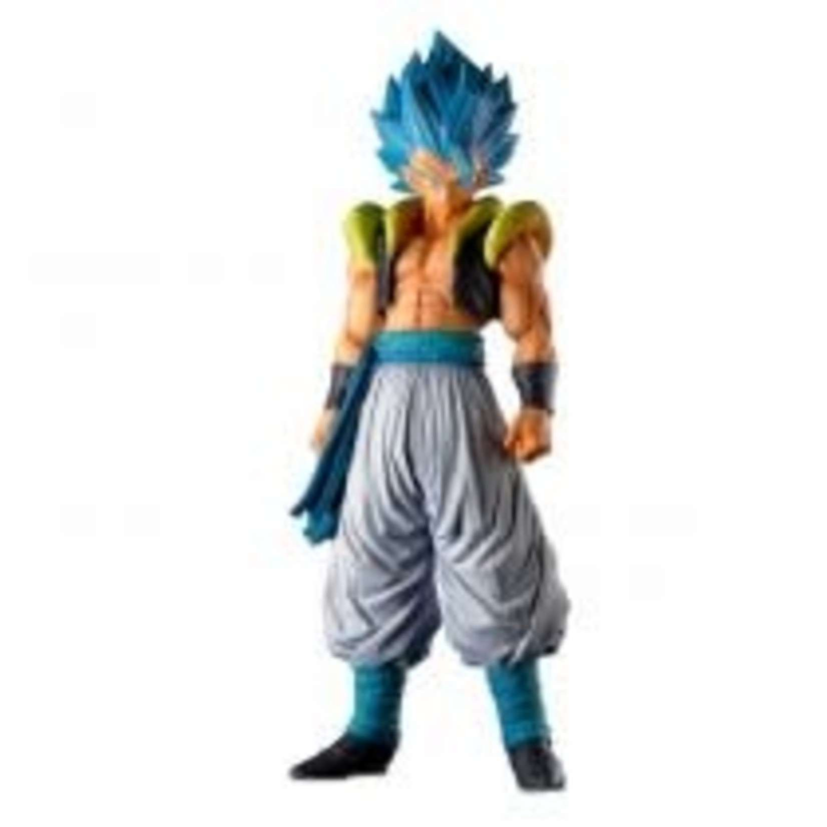 Dragon Ball Super Super Master Stars Piece The Gogeta The Brush Super Saiyan Blue