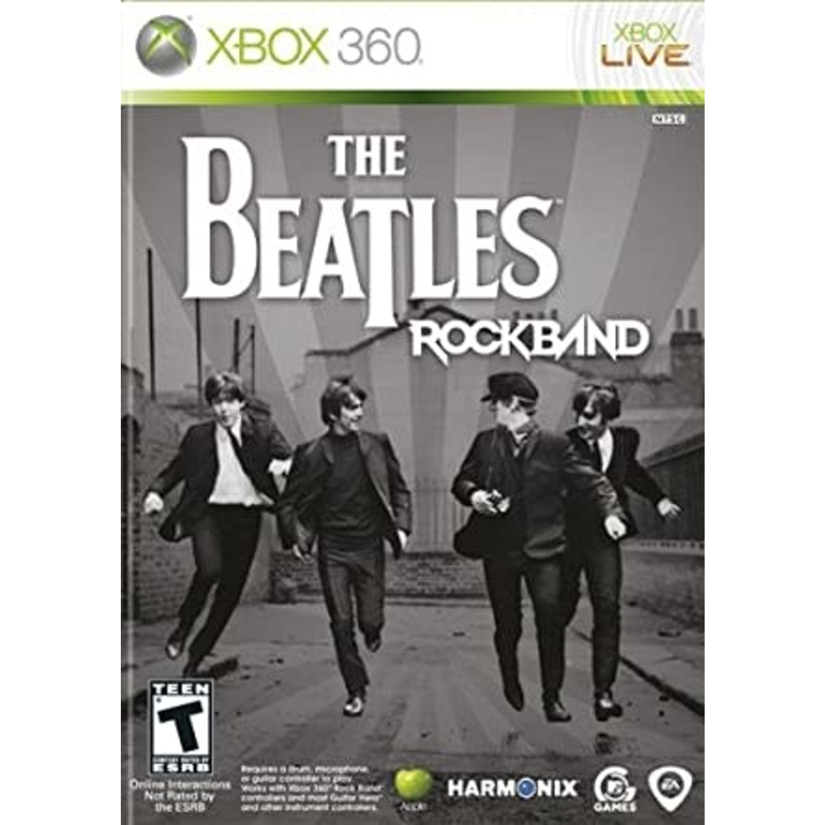 x3u-Rock Band the Beatles