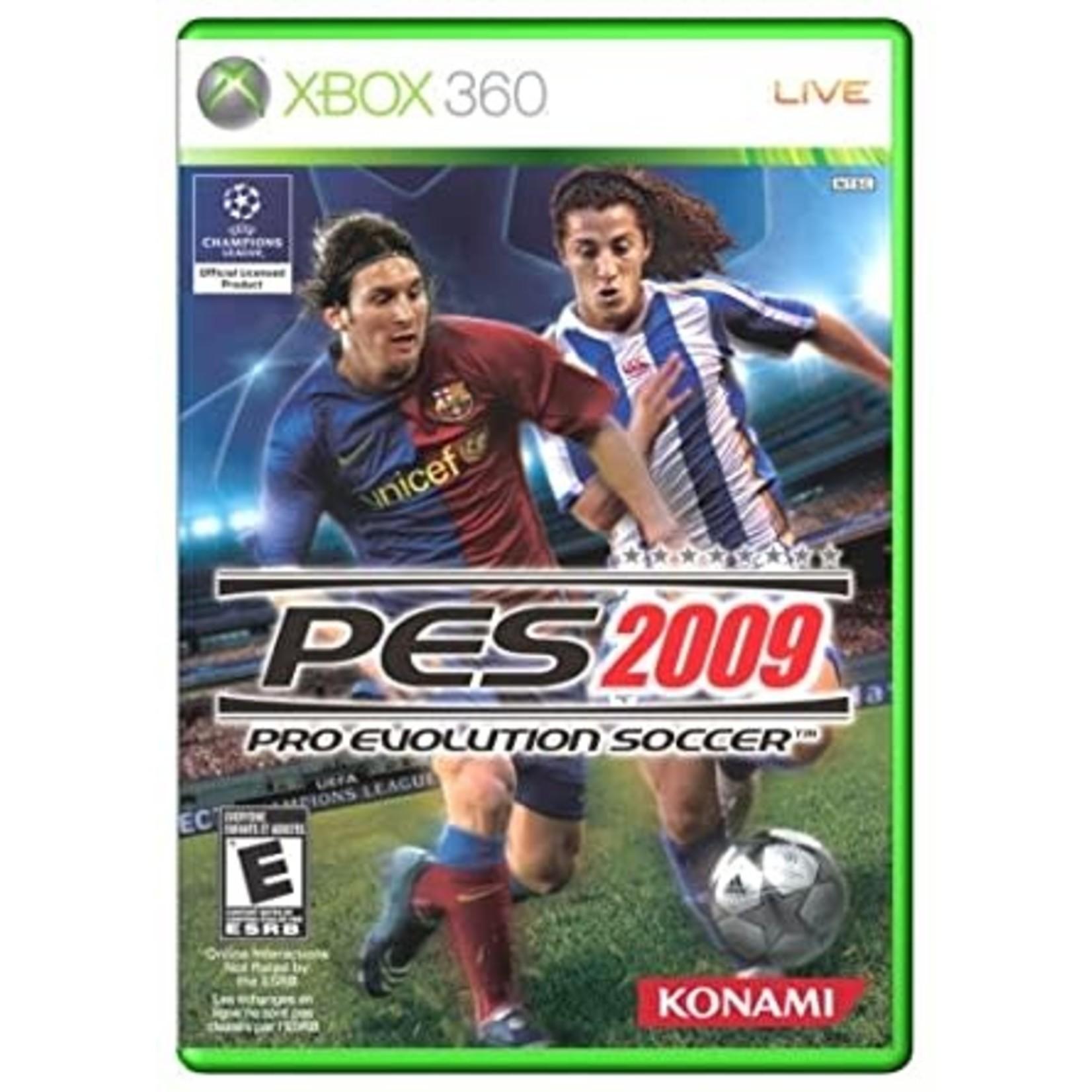 X3U-Pro Evolution Soccer 2009