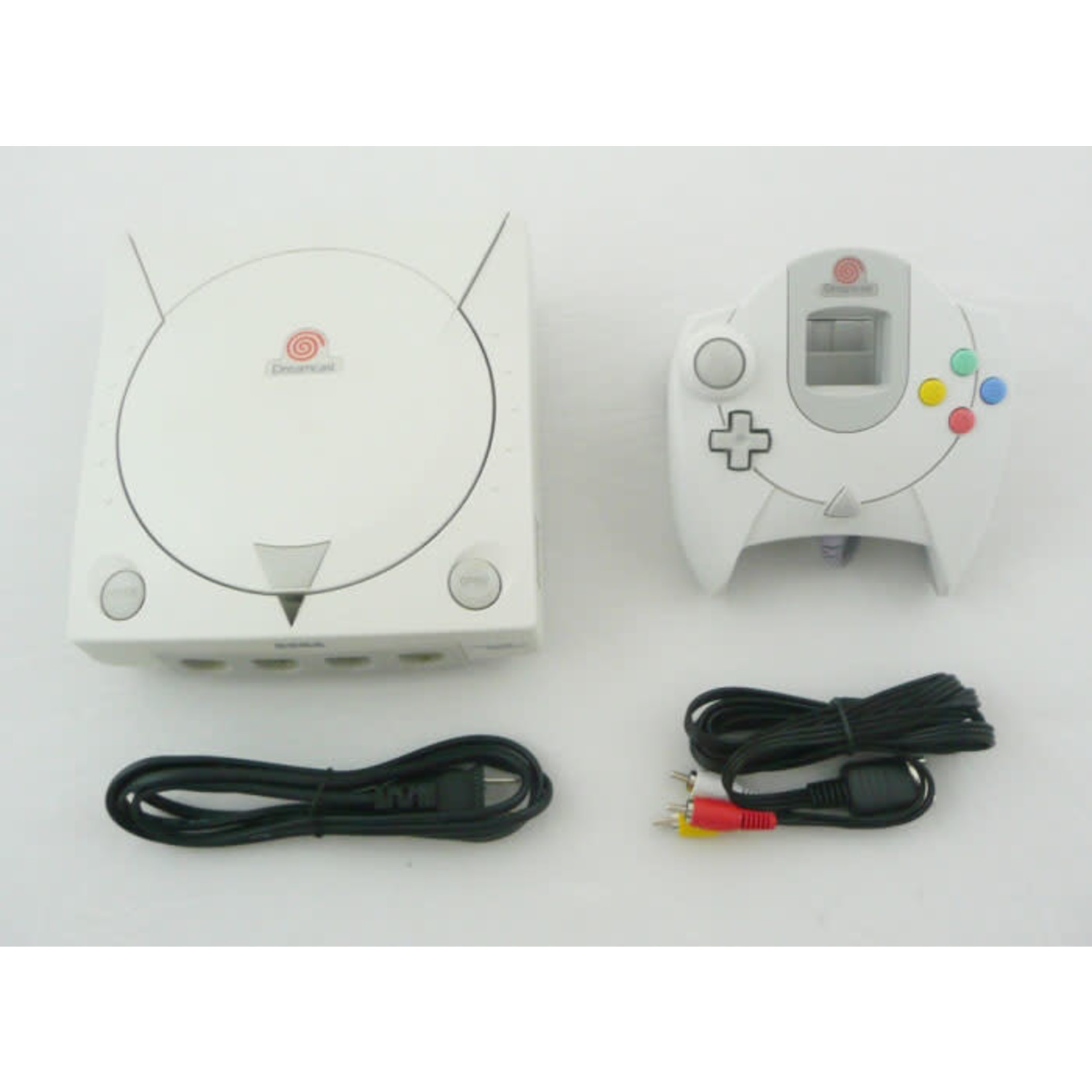 SYSTEM-USED DREAMCAST
