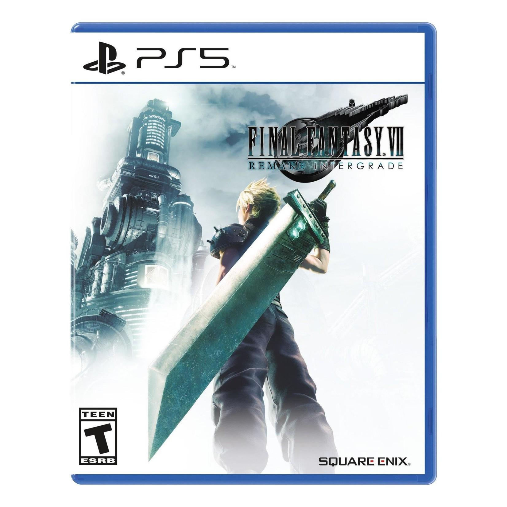 PS5-Final Fantasy VII Remake Intergrade