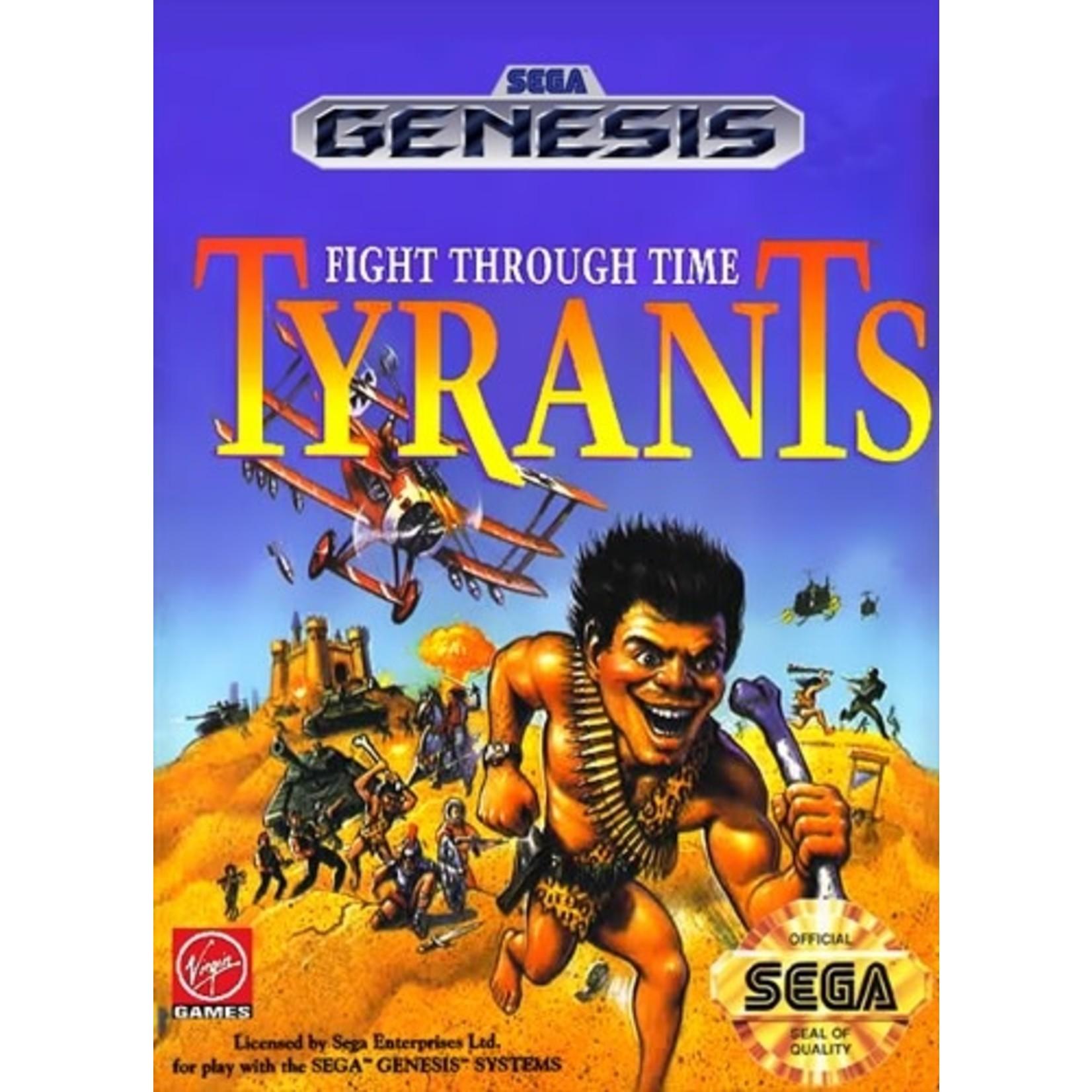 sgu-Tyrants (in box no book)