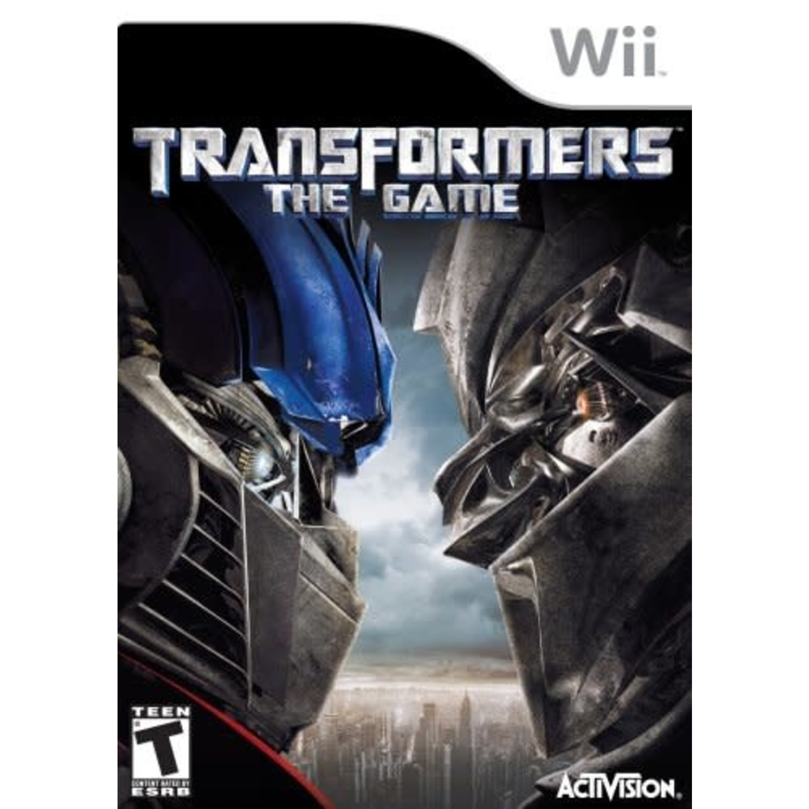 wiiusd-Transformers the Game