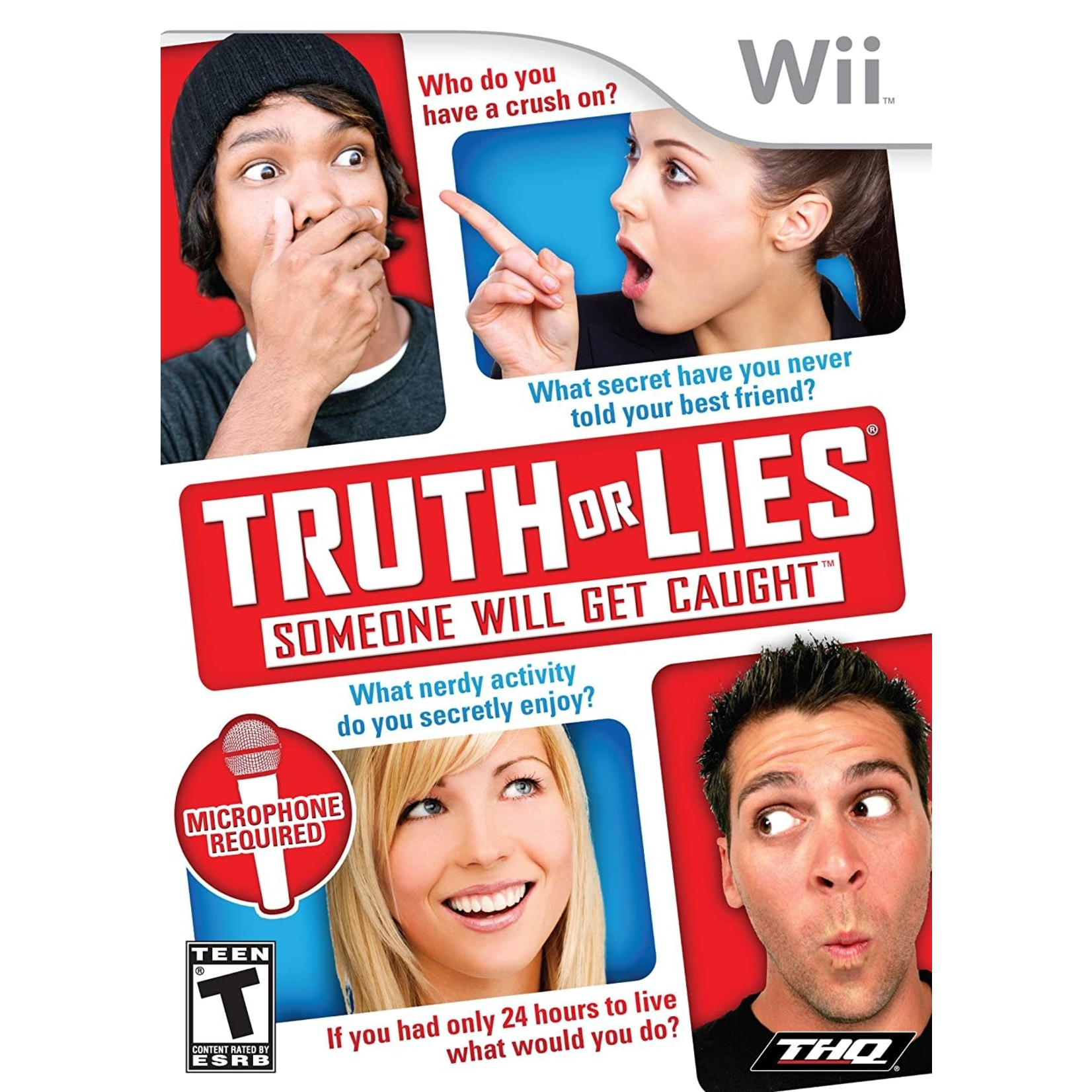 wiiusd-Truth or Lies