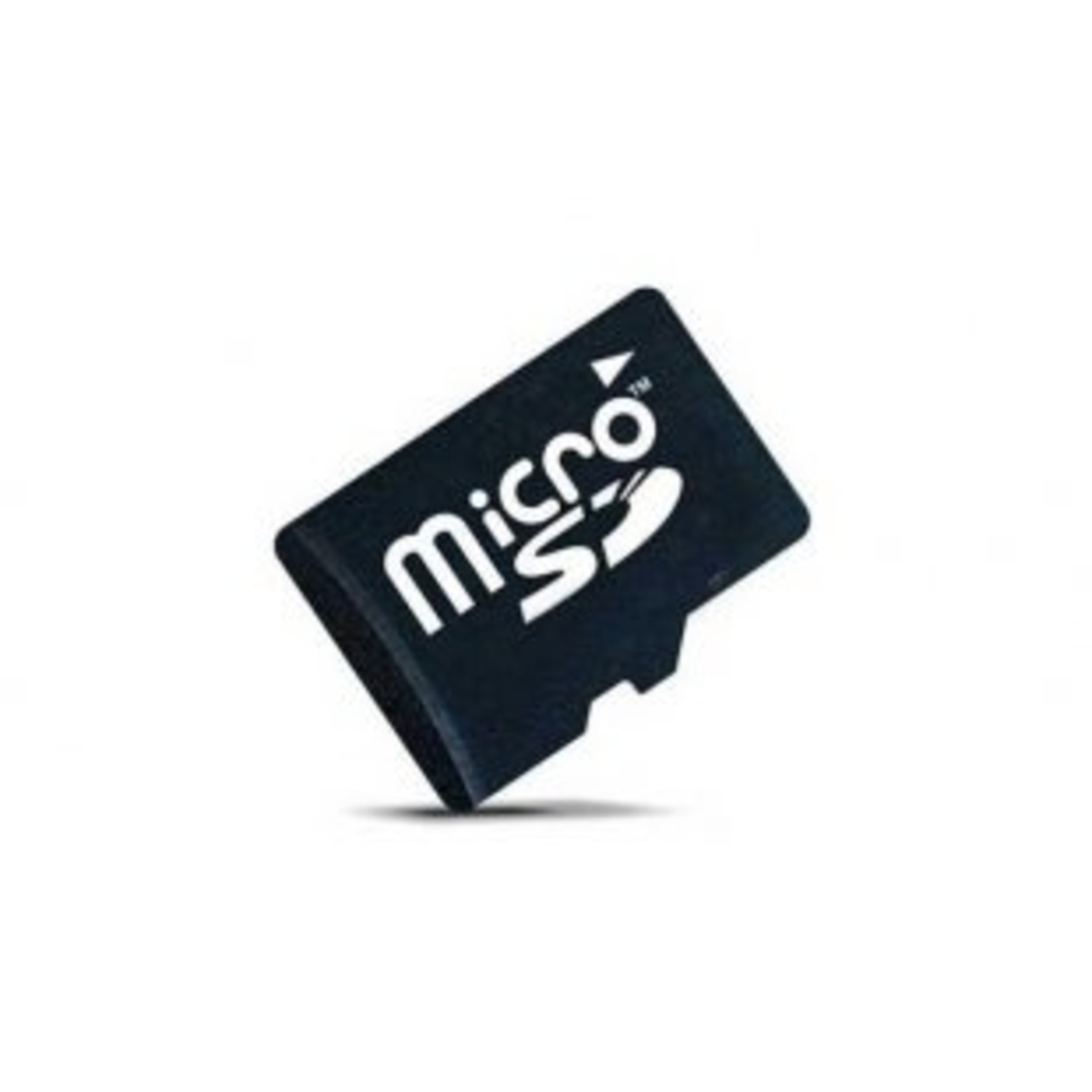 128GB Micro SD Card used