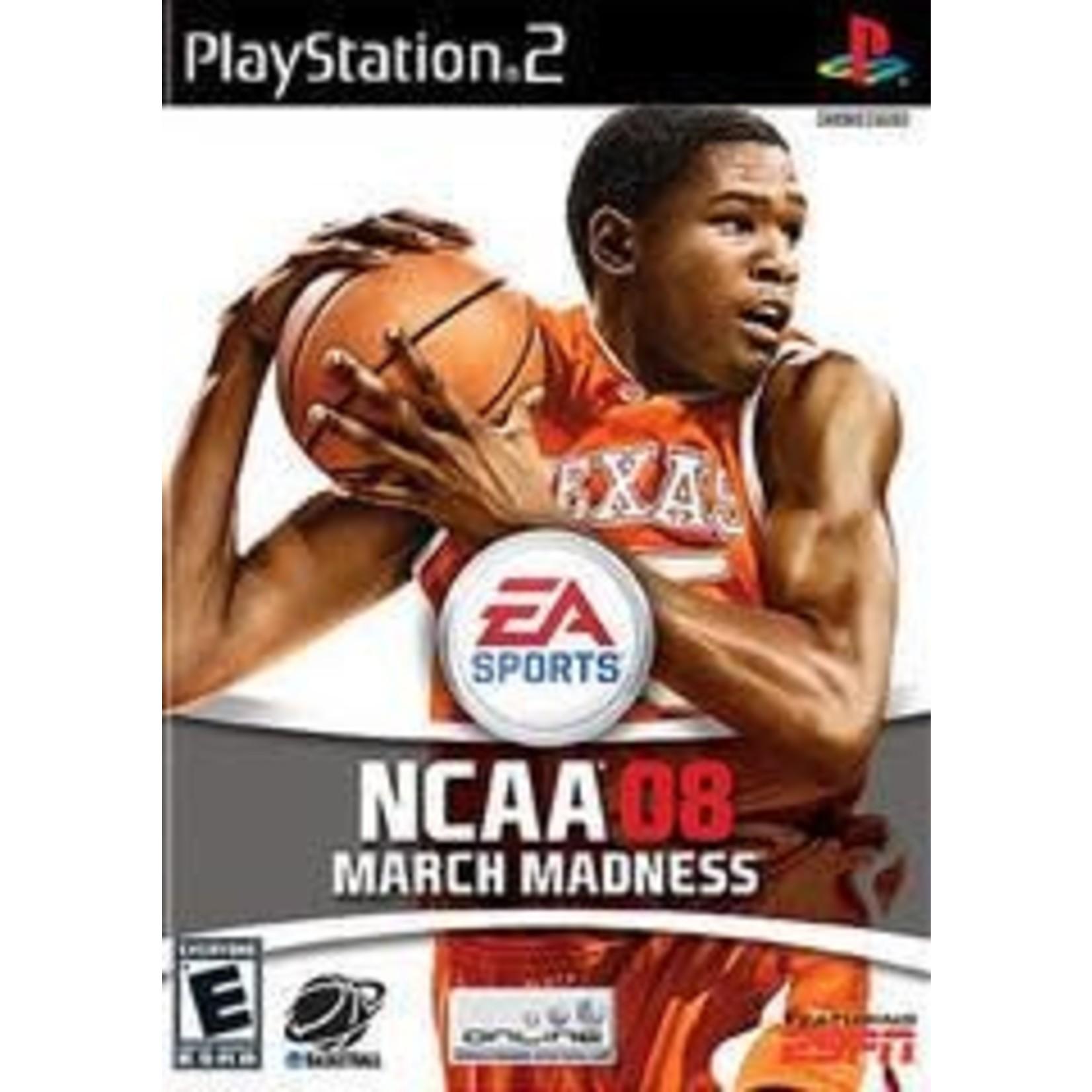 PS2U-NCAA March Madness 08