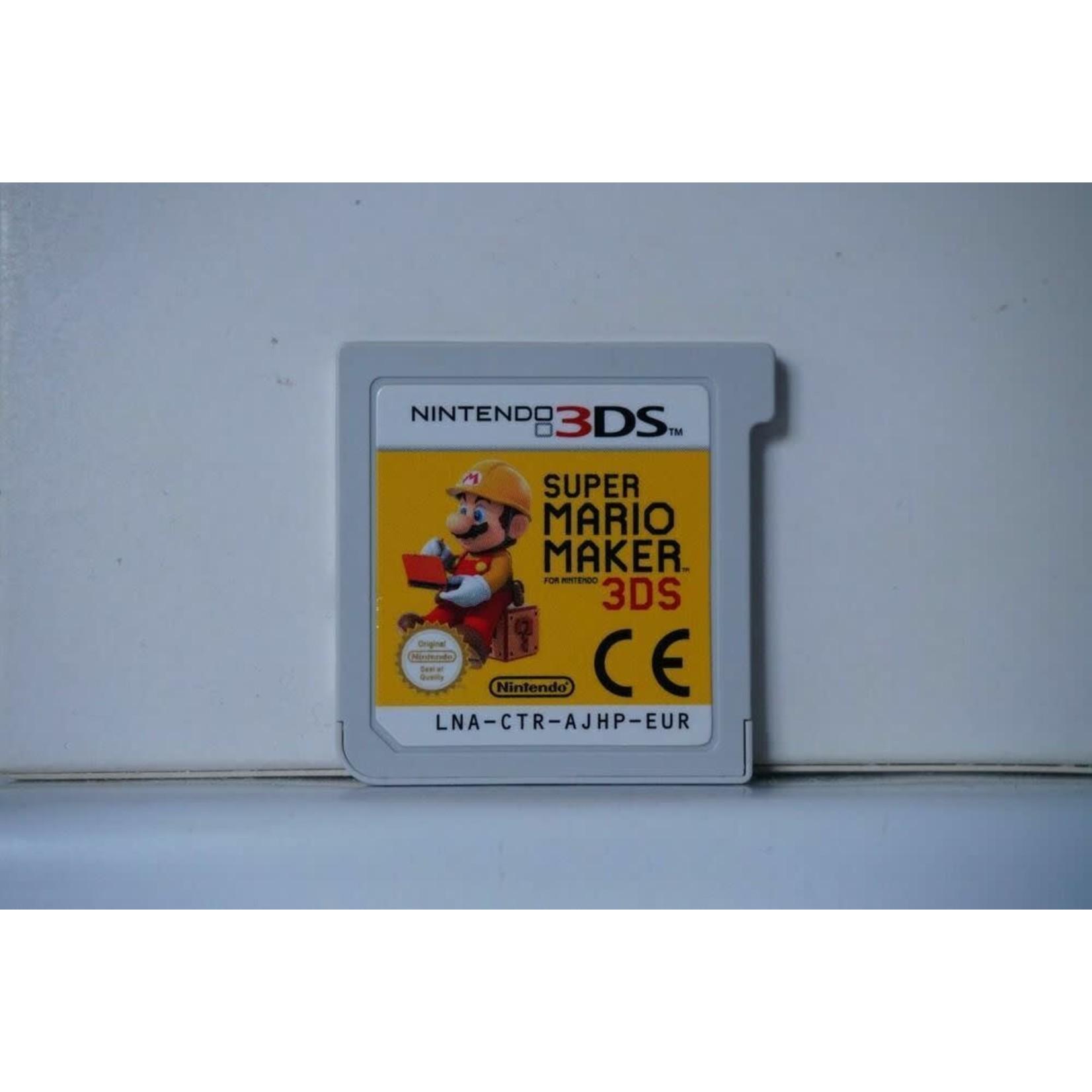3dsu-Super Mario Maker(Chip Only)