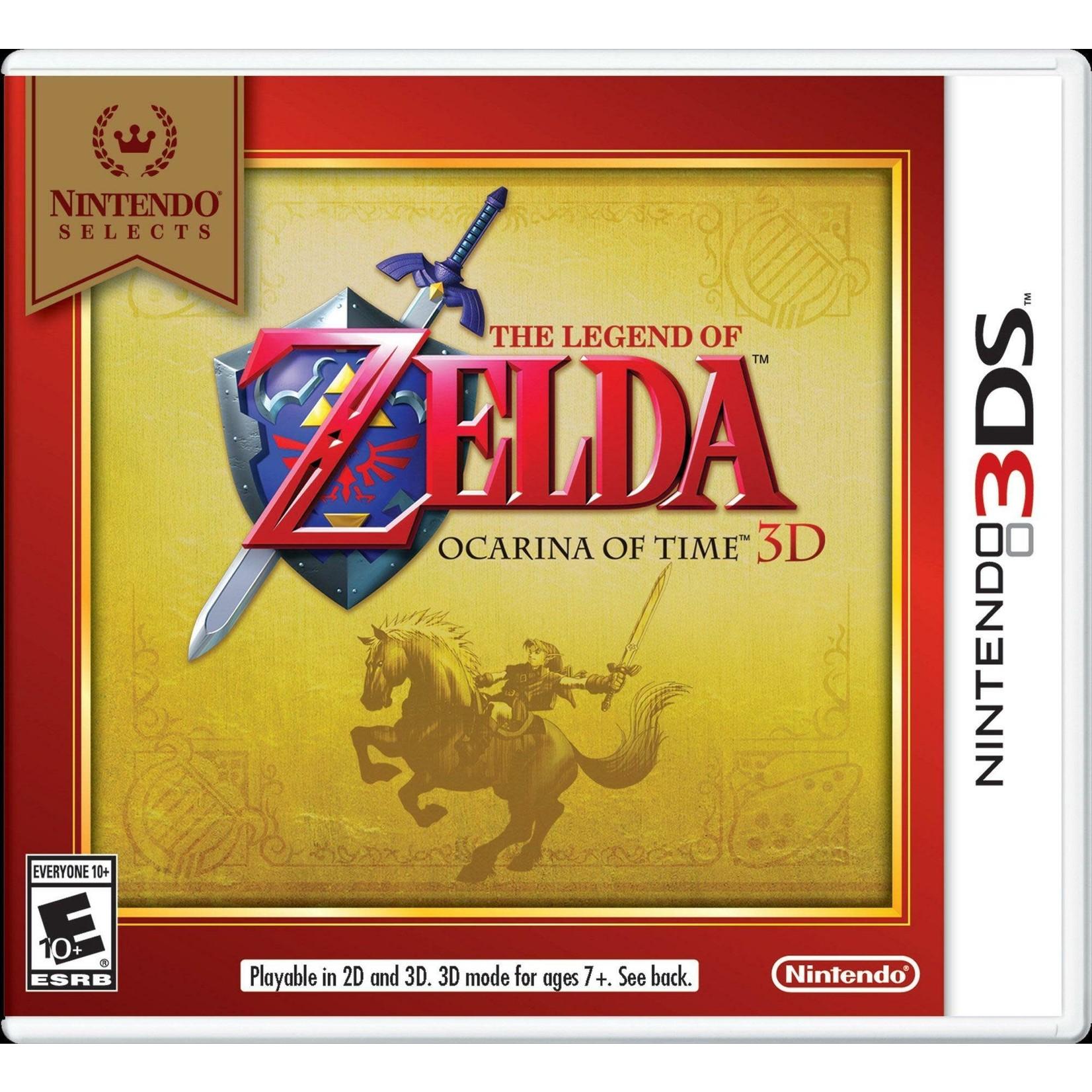 3DSU-The Legend of Zelda: Ocarina of Time - 3DS