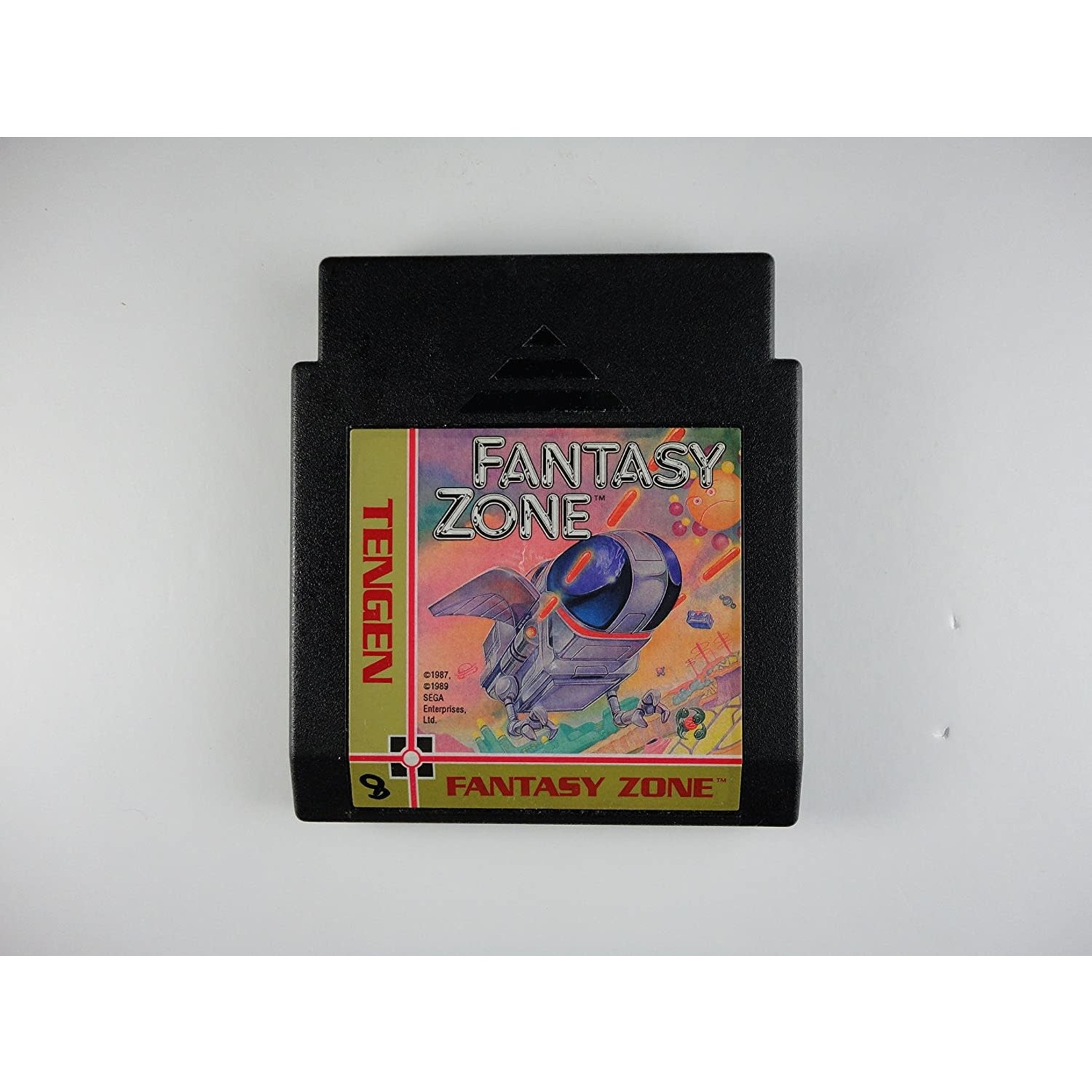 NESU-Fantasy Zone TENGEN (CART ONLY)