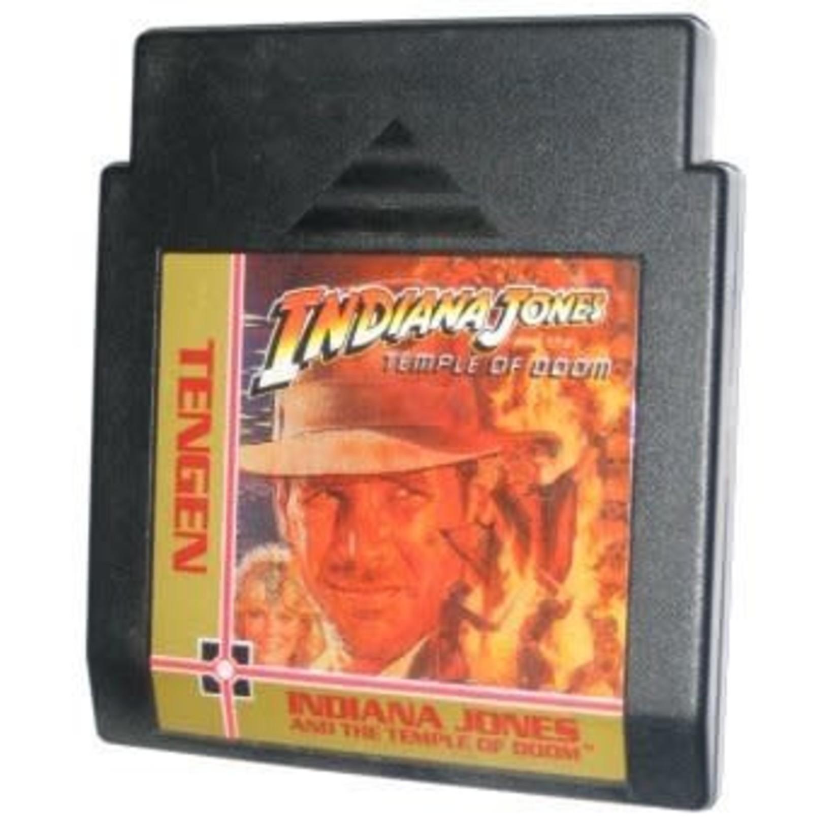 NESU-Indiana Jones and the Temple of Doom TENGEN