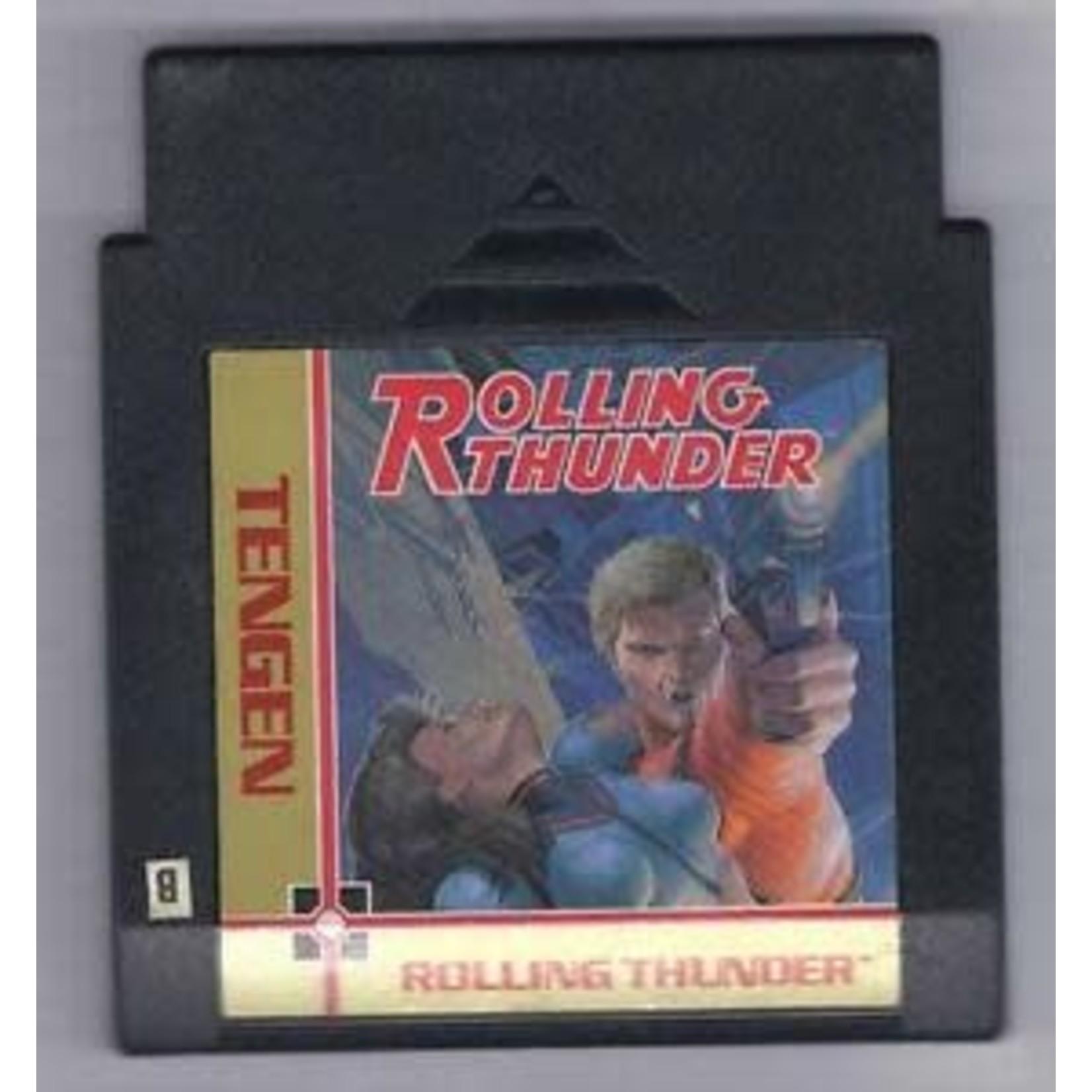 NESU-Rolling Thunder Tengen (CART ONLY)