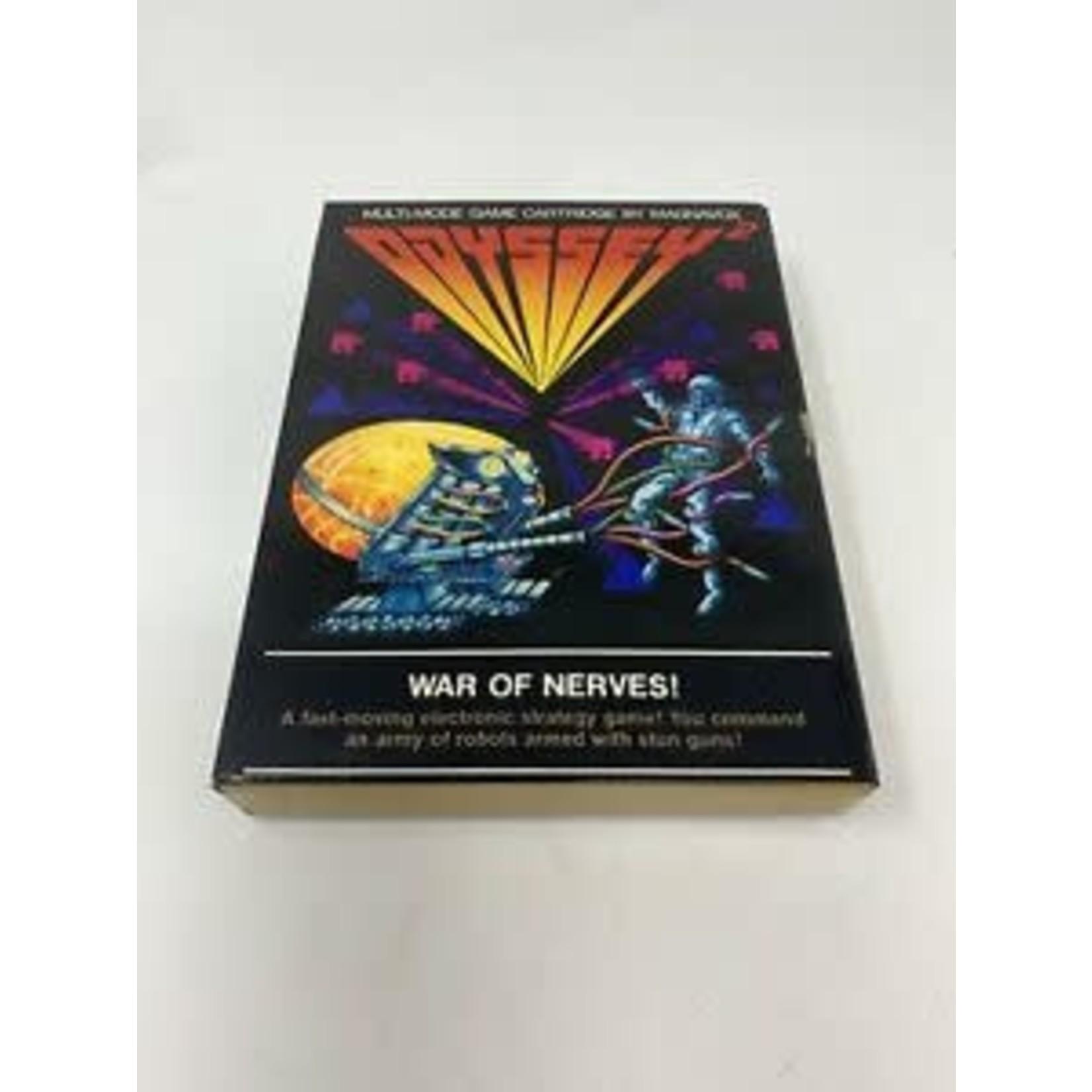 OD2U-War of Nerves! (Boxed)