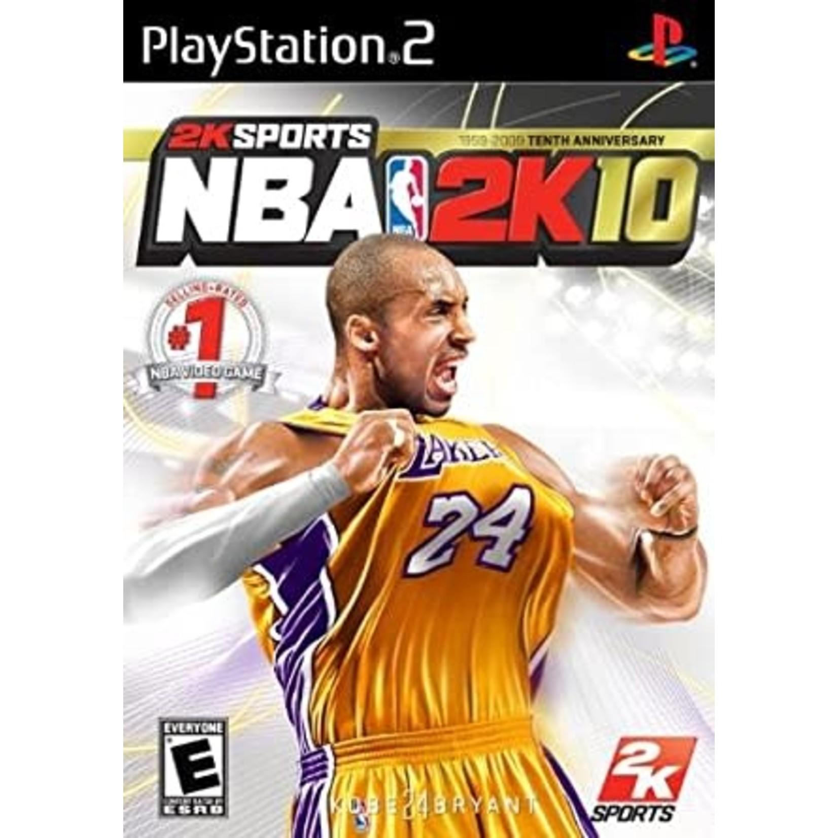 PS2U-NBA 2K10