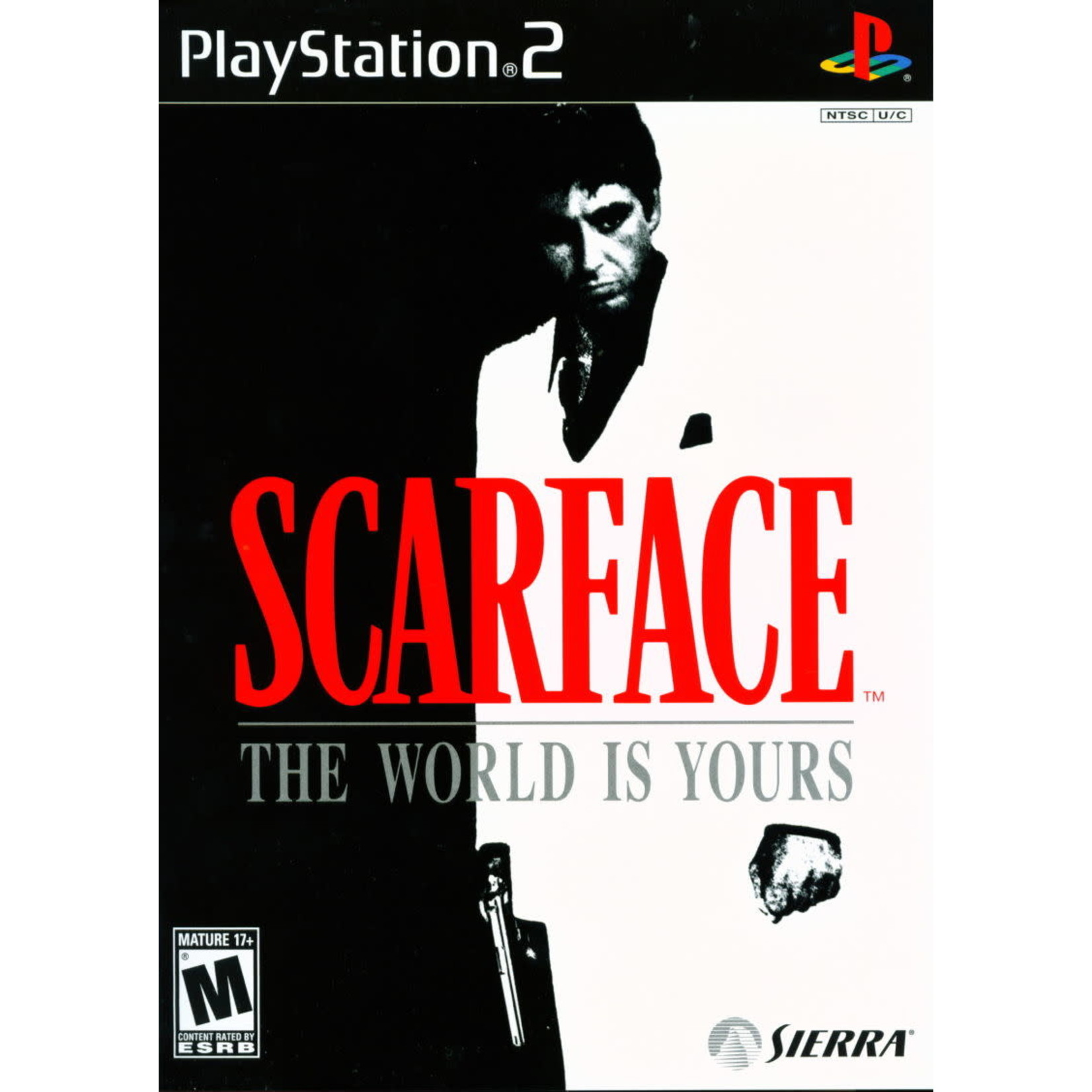 PS2U-Scarface: The World is Yours