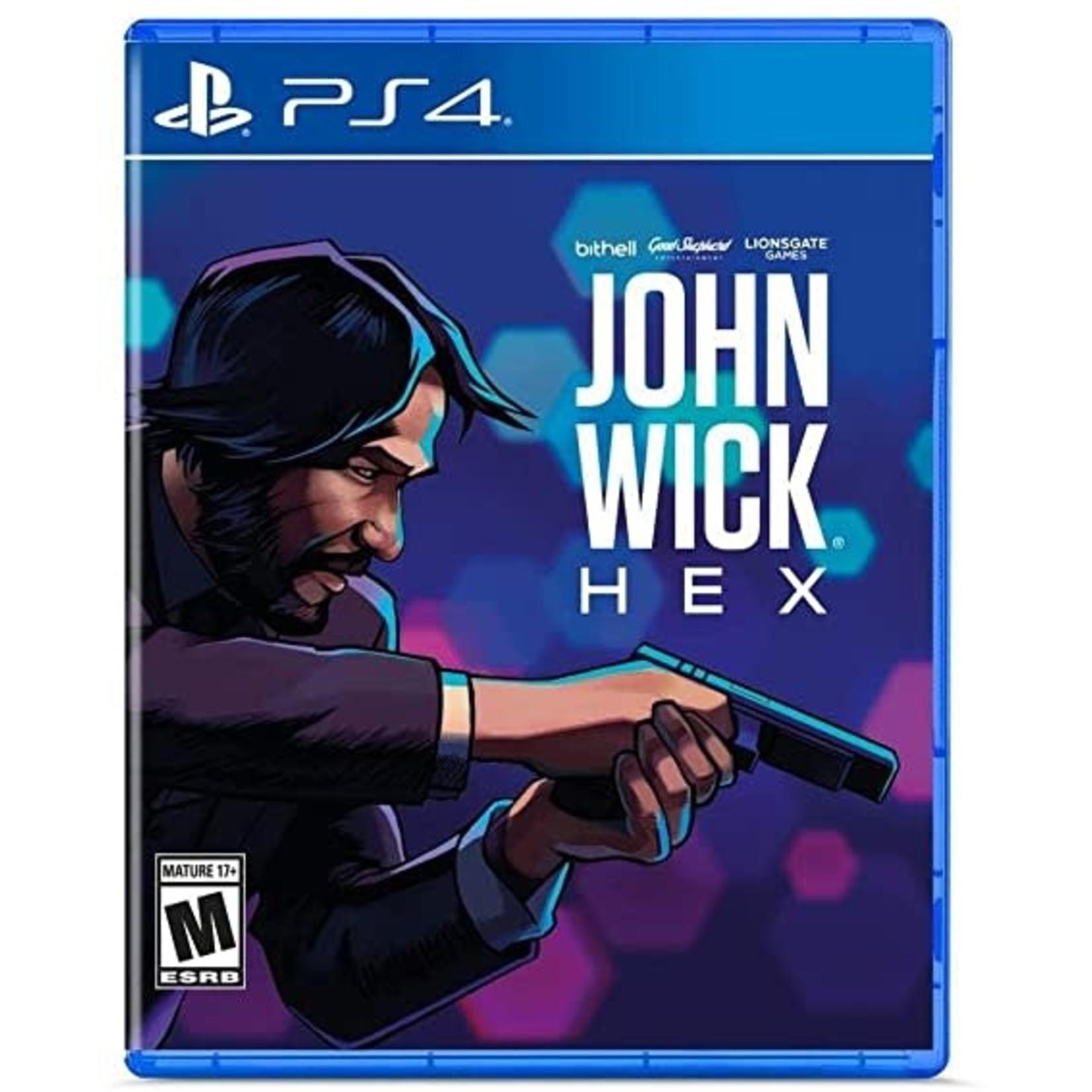 ps4u-John Wick Hex