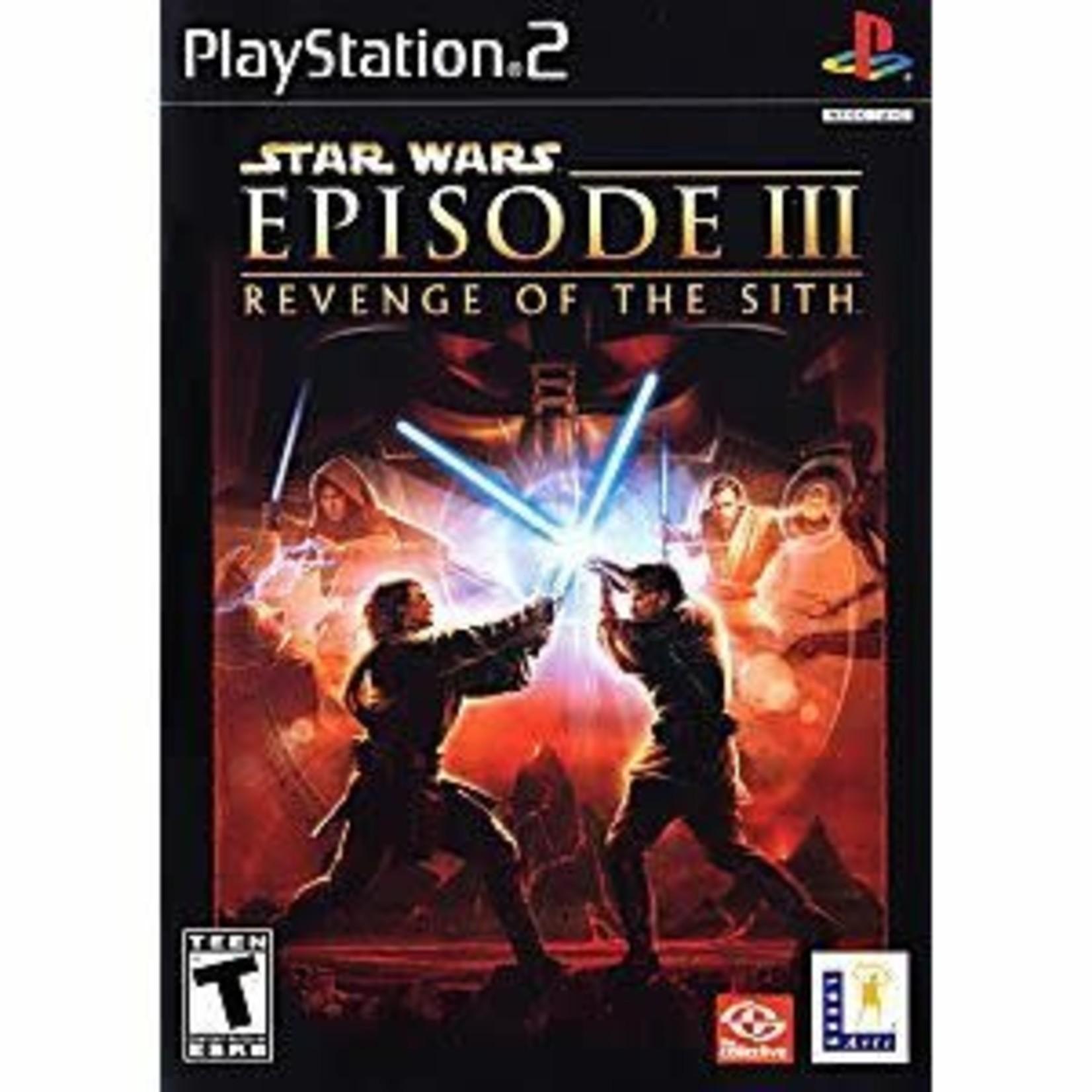PS2U-Star Wars Episode III Revenge of the Sith