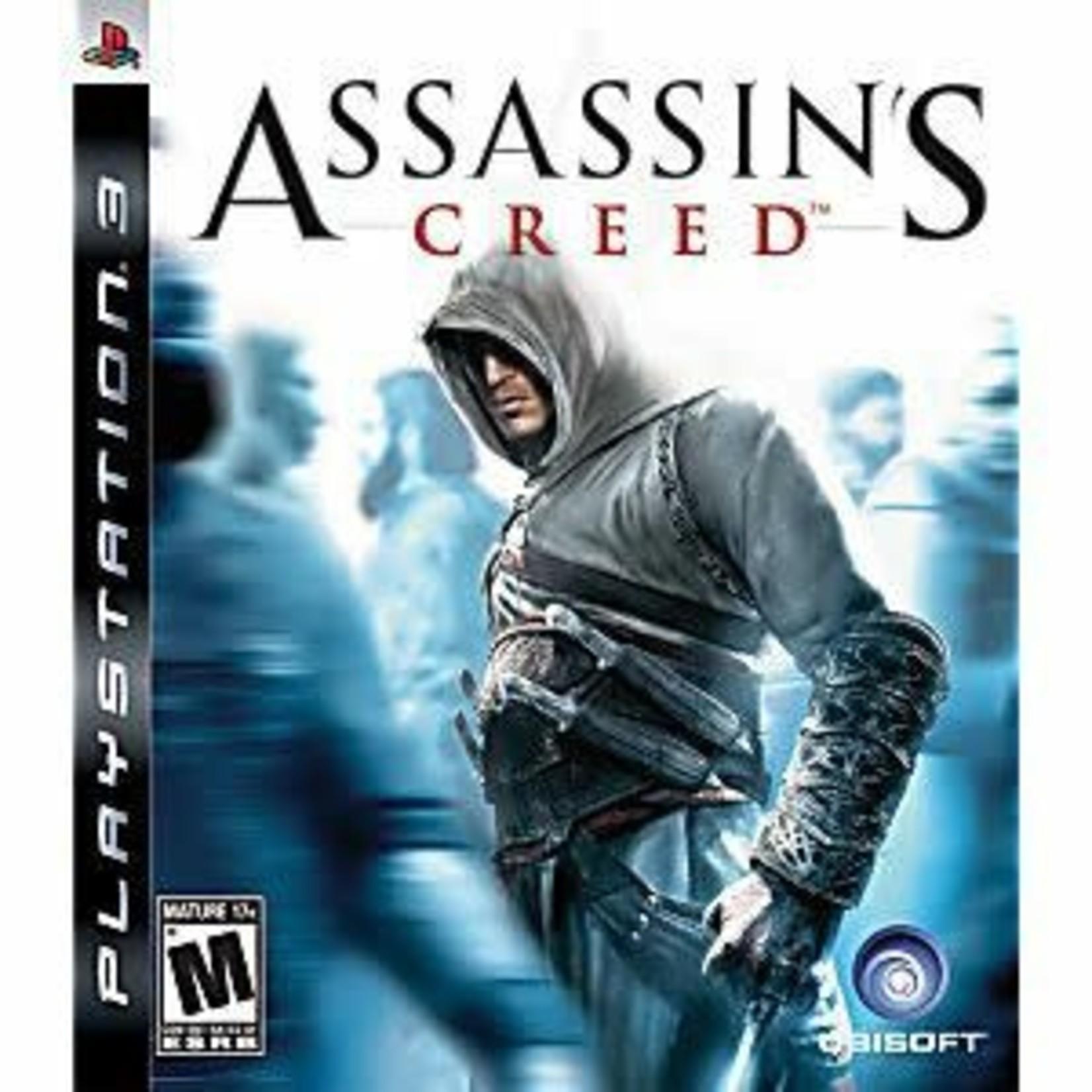 PS3U-Assassin's Creed