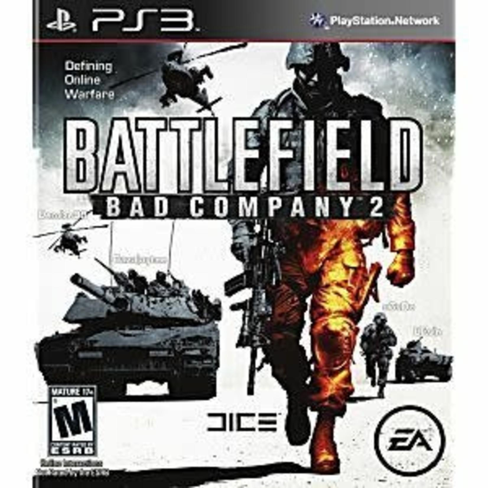 PS3U-Battlefield Bad Company 2