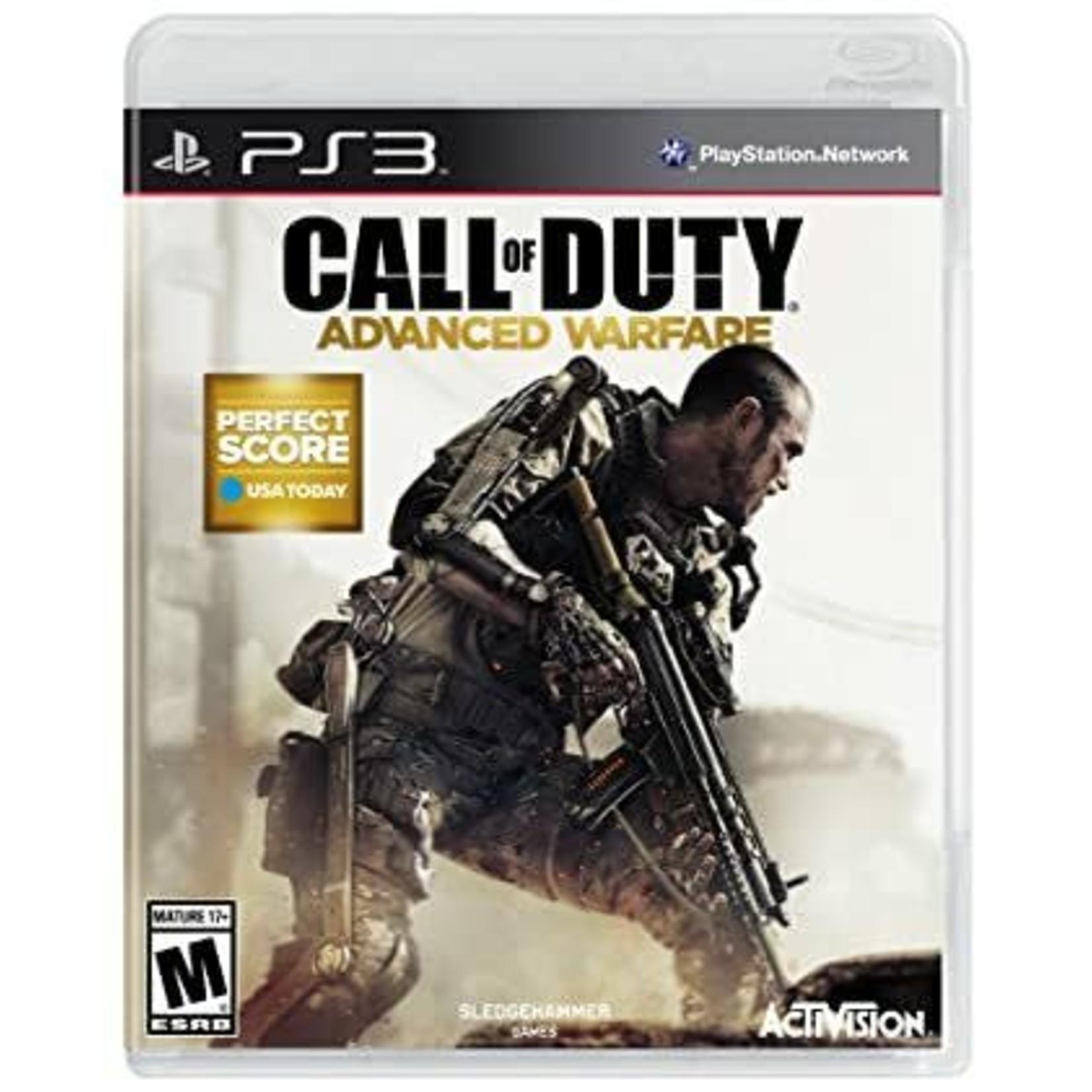 PS3U-Call of Duty: Advanced Warfare