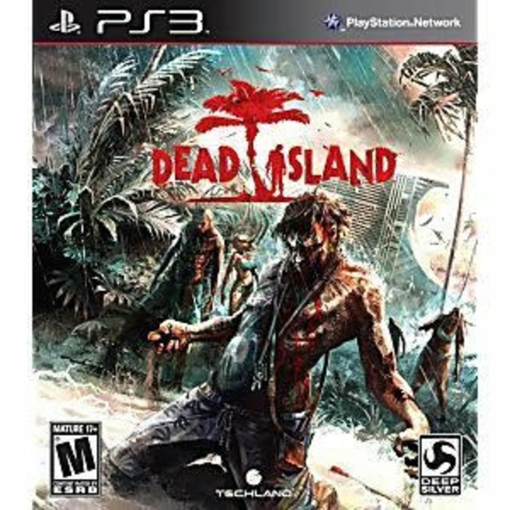 PS3U-Dead Island