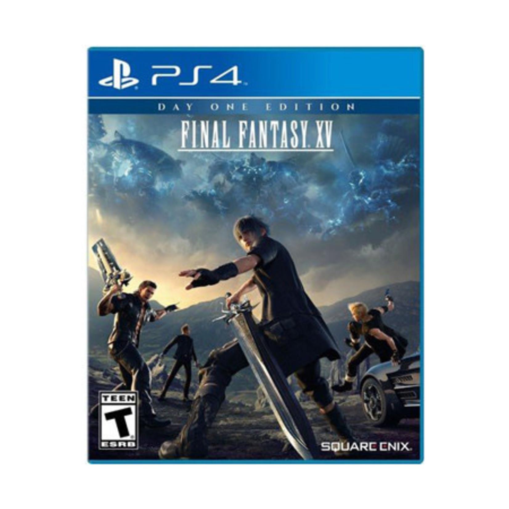 PS4U-Final Fantasy XV