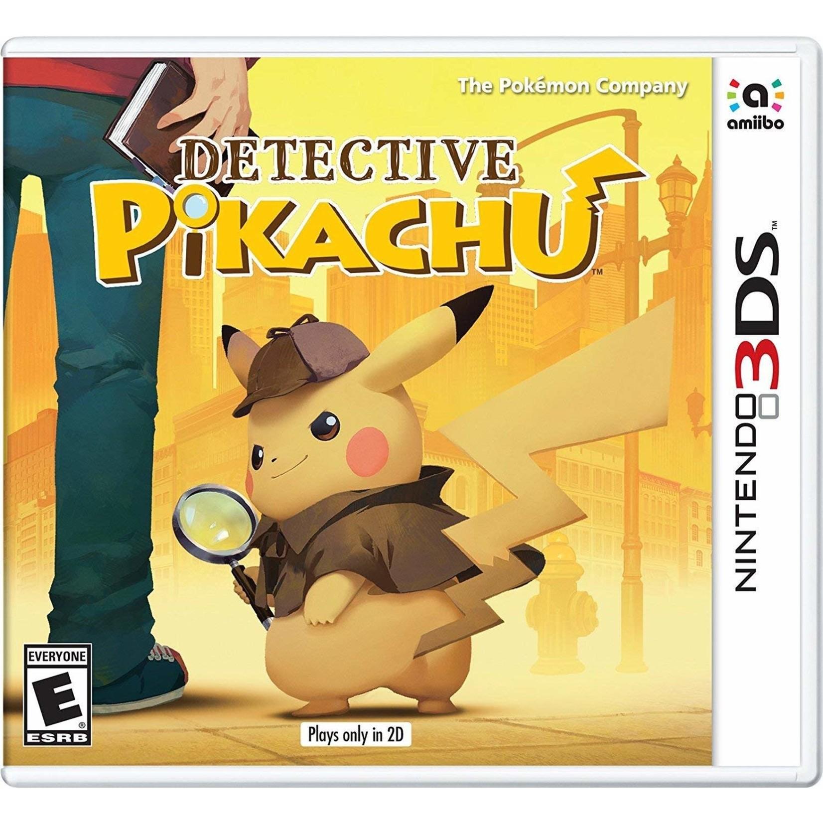 3DSU-Detective Pikachu