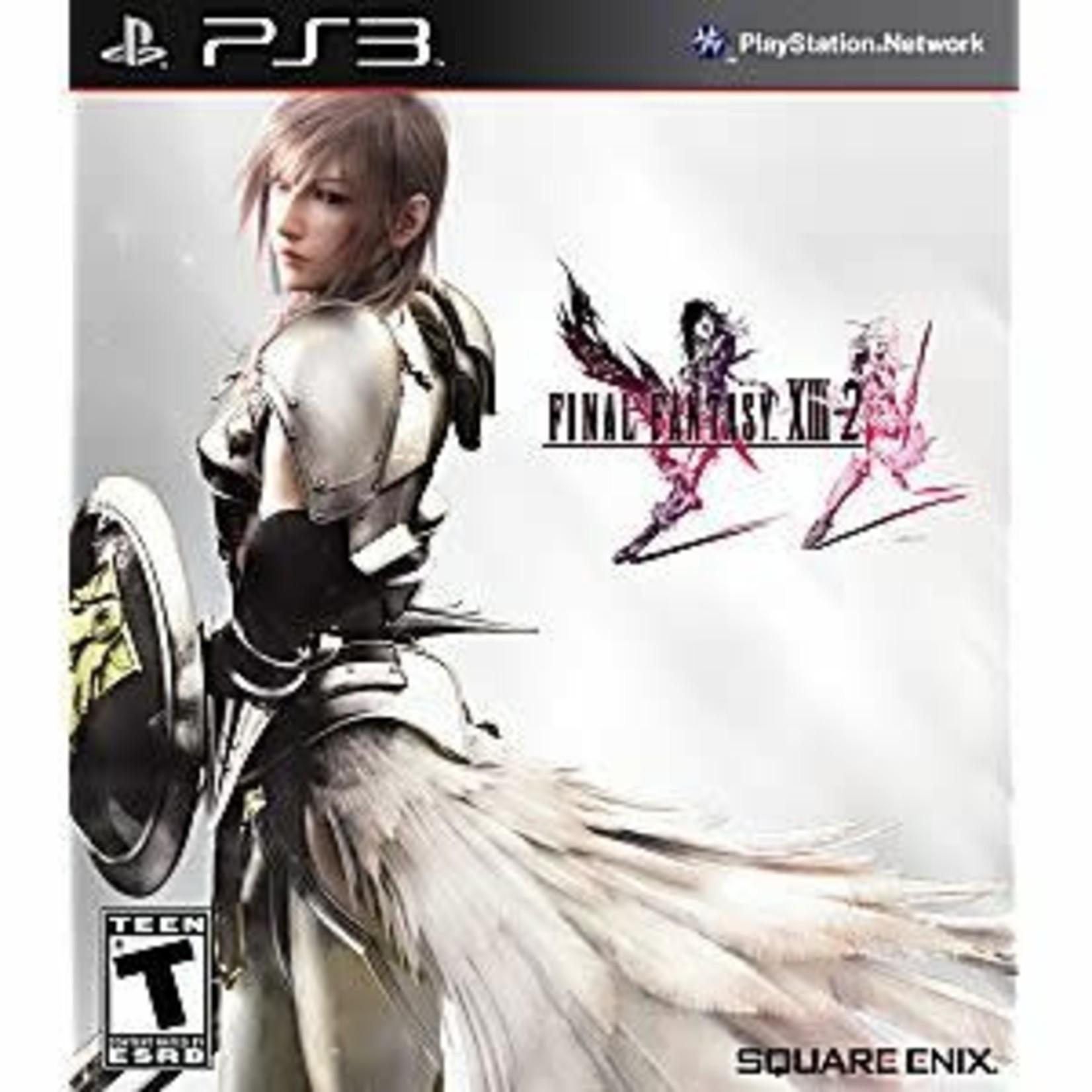 PS3U-Final Fantasy XIII-2