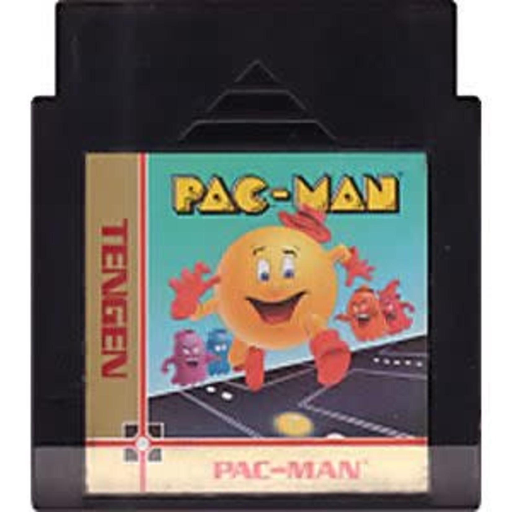 NESU-Pac-Man  Tengen (CART ONLY)